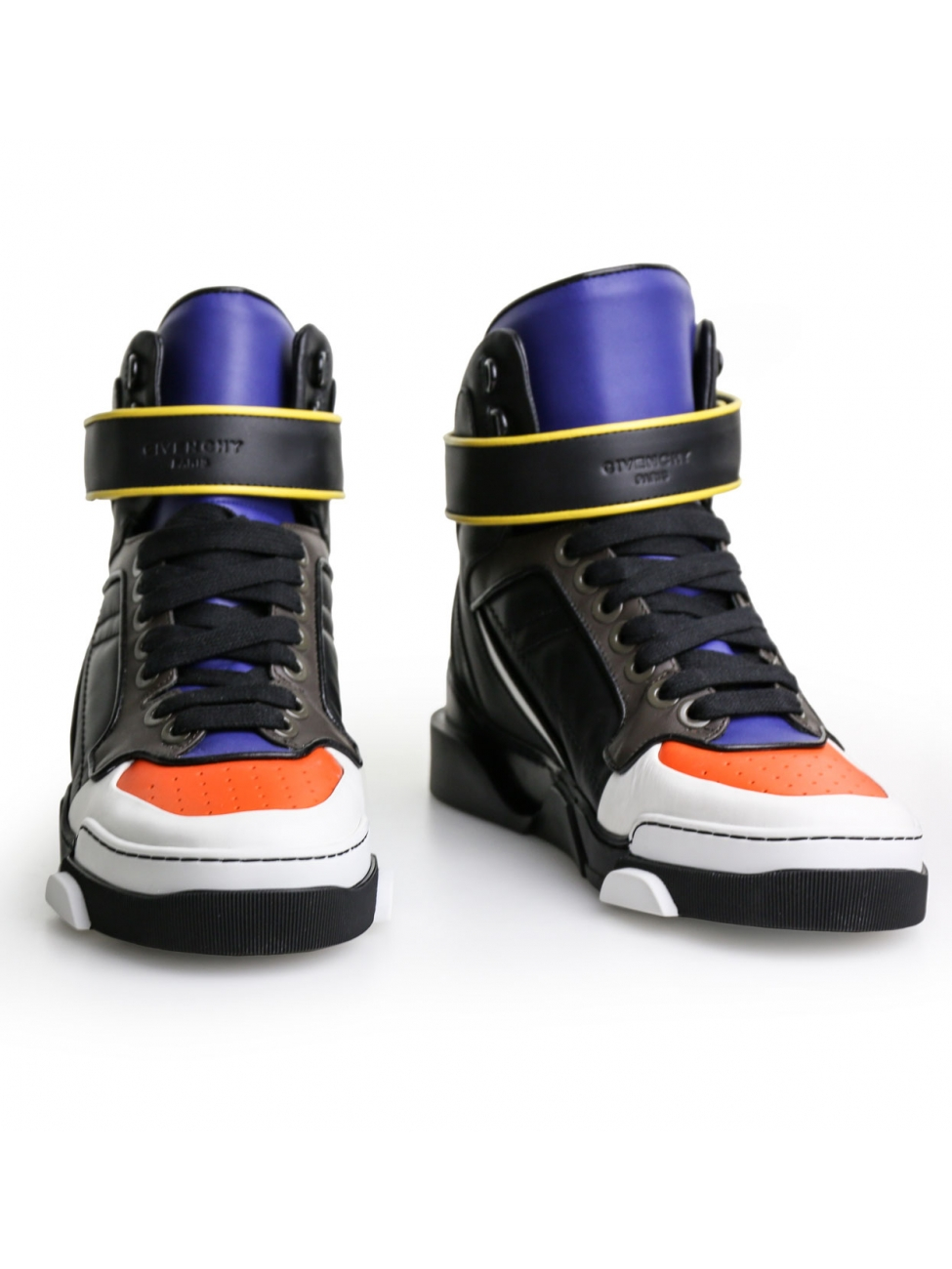 givenchy multicolour sneakers in multicolor for lyst