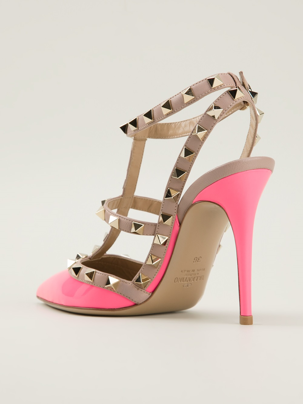 bb643134116c Valentino Rockstud Pink