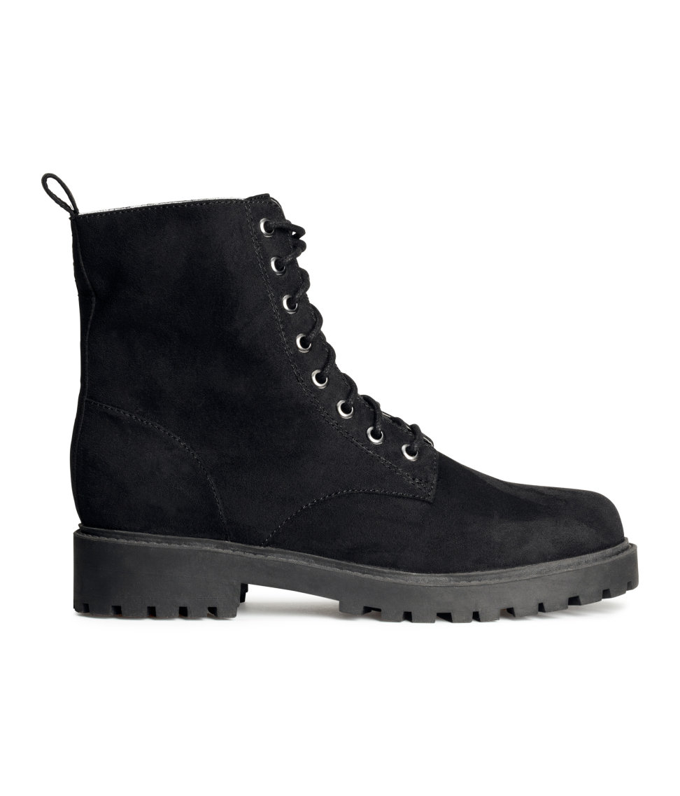 Model Womenu0026#39;s Ankle Boots - Shop Shoes For Women Online | Hu0026M