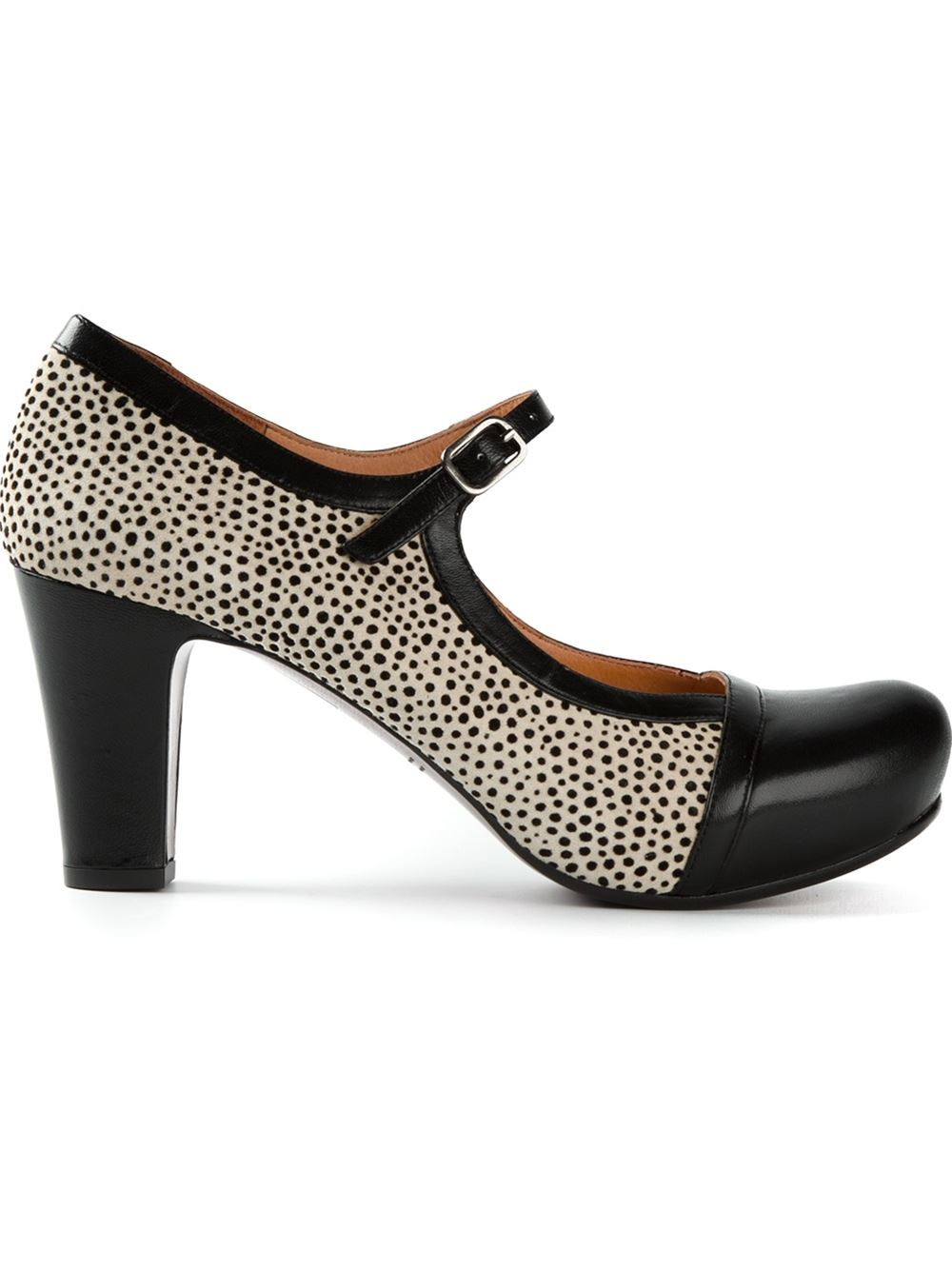 Easy pumps - Black Chie Mihara YtTPouf