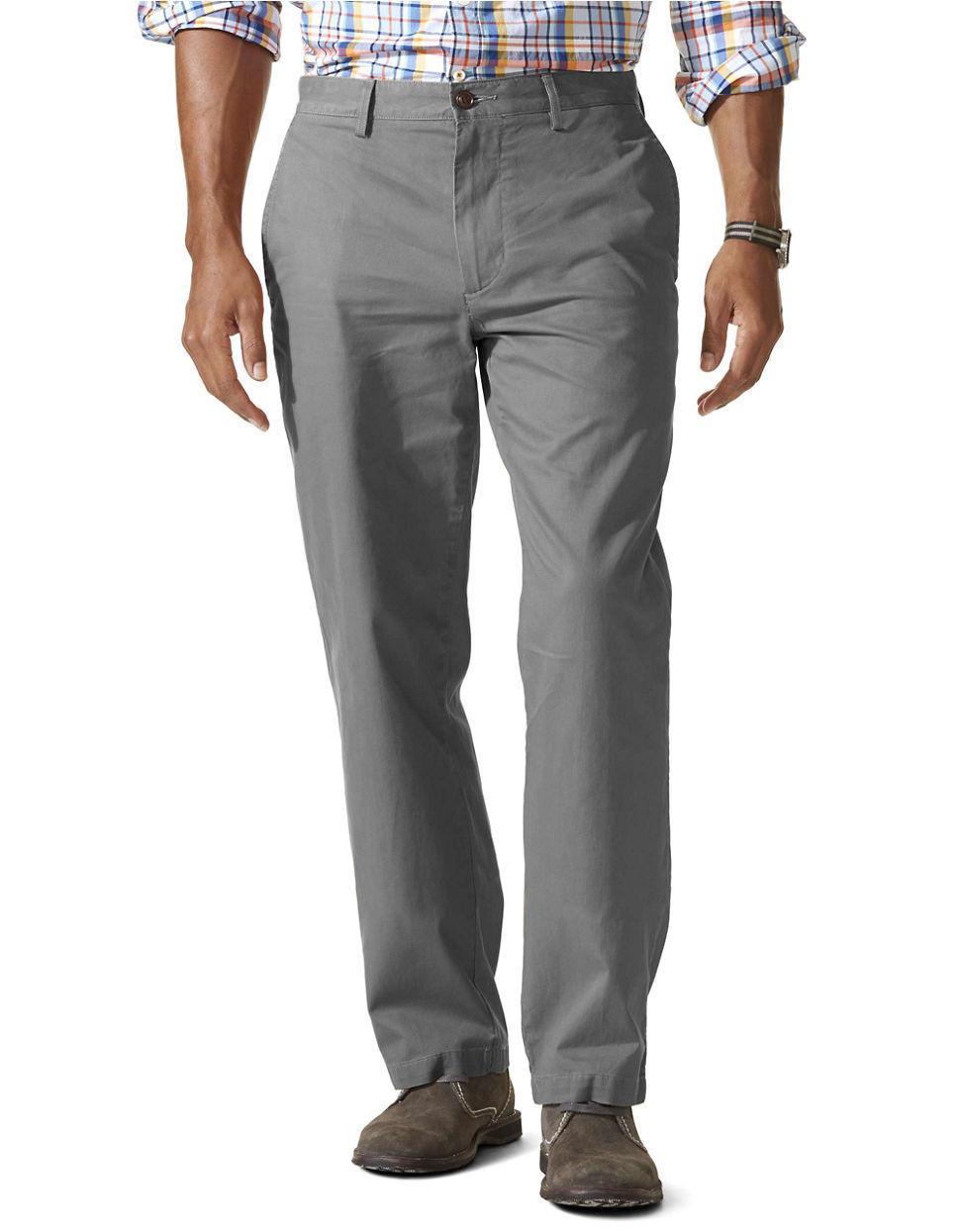 a86224d2 Mens Gray Khaki Pants | Pant So