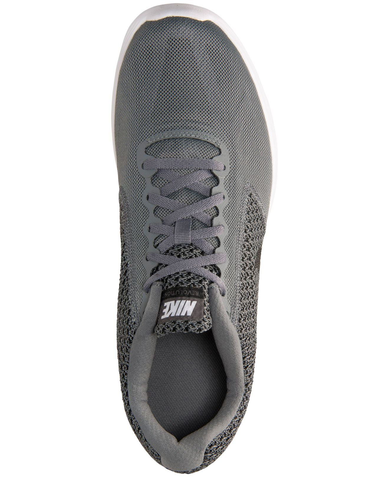 a52b4adac1c Lyst - Nike Men s Revolution 3 Running Sneakers From Finish Line in ...