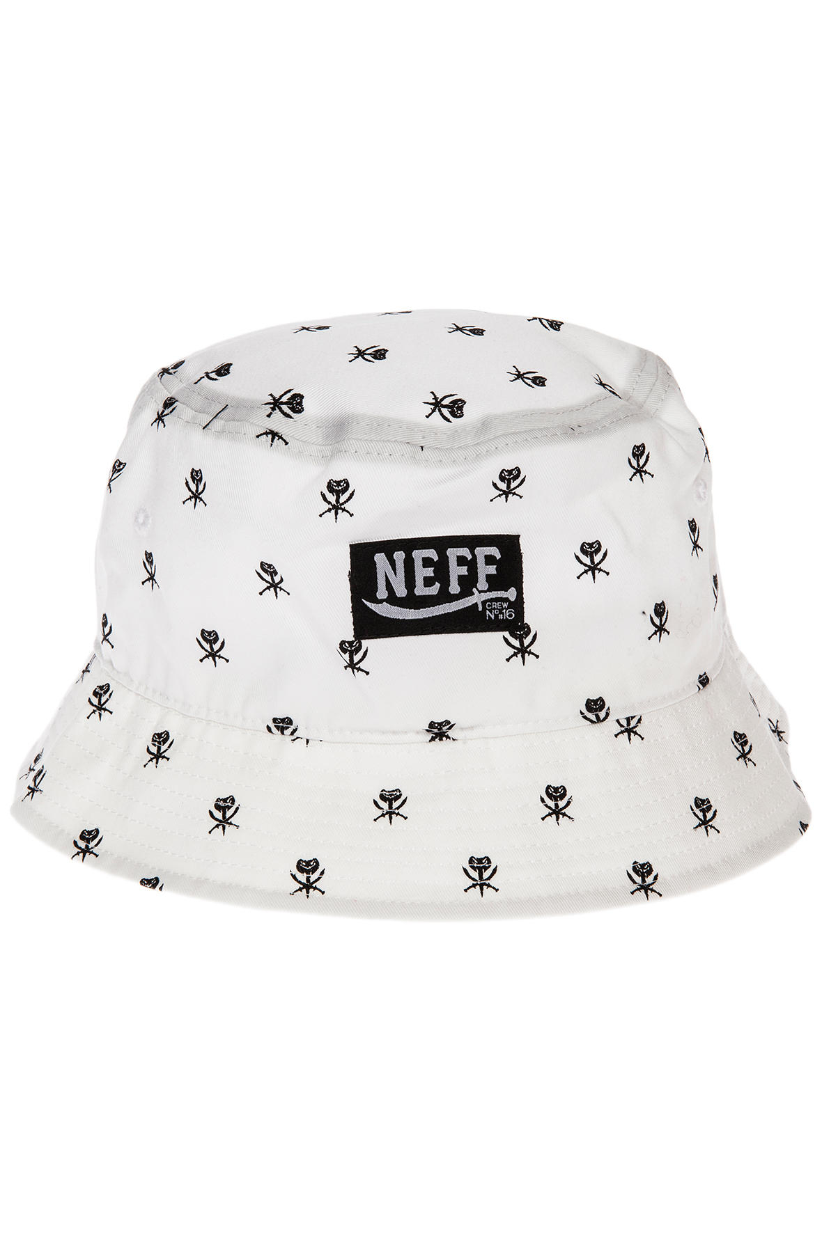 ce0bf0b1bf8 ... authentic lyst neff the sultans bucket hat in white for men c7de4 1f01c