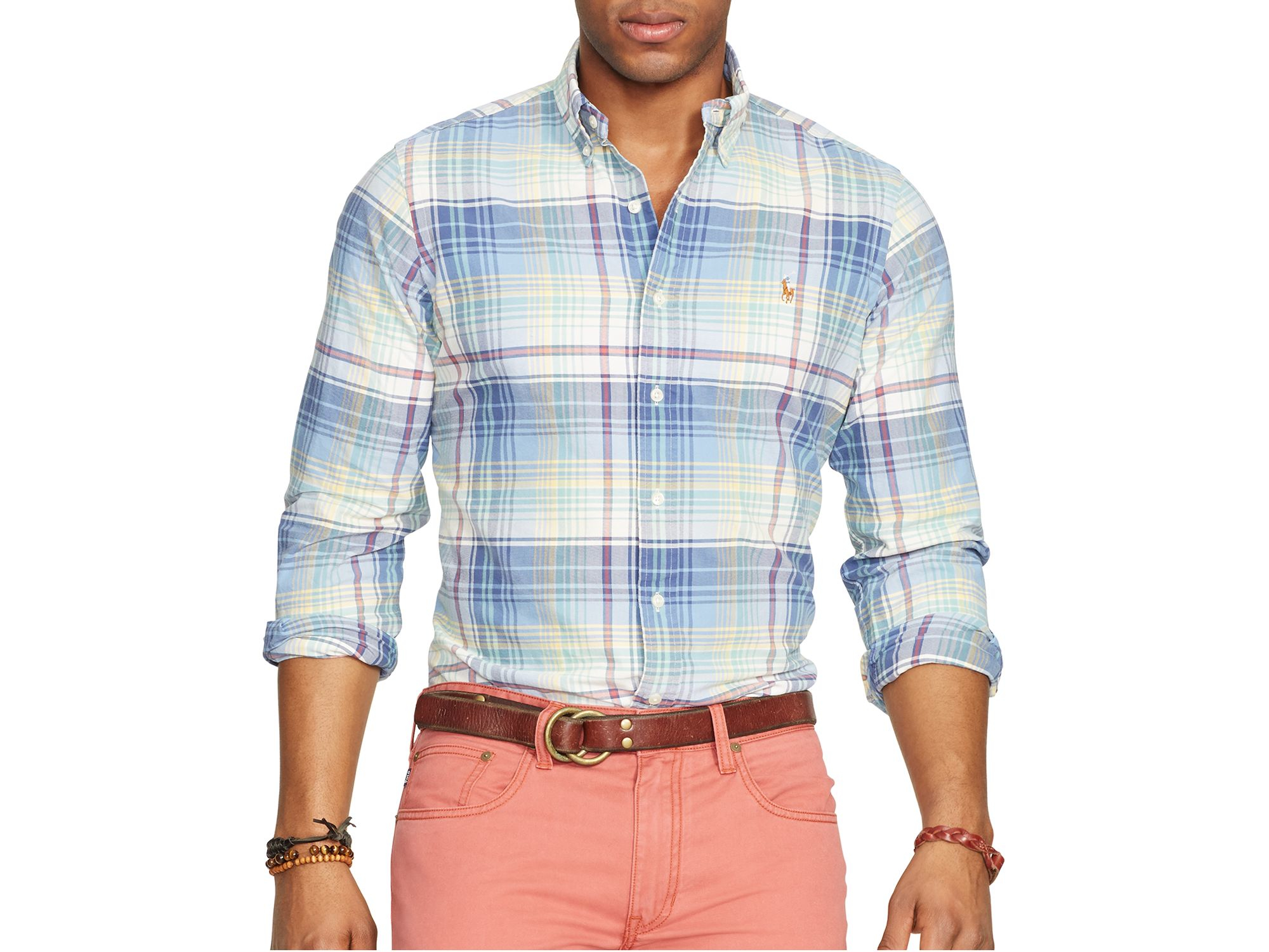 Lyst Ralph Lauren Polo Oxford Classic Fit Button Down