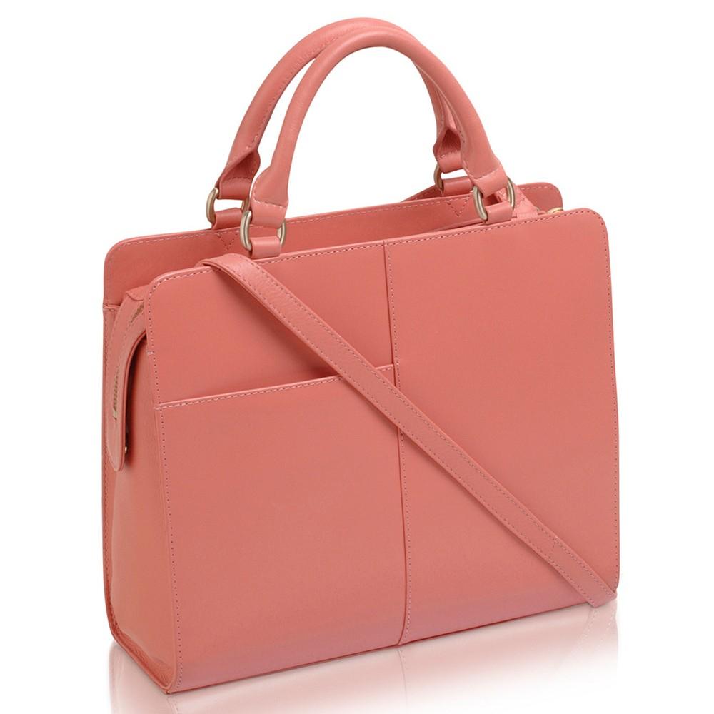 114f1271b9 Radley Clerkenwell Medium Multiway Leather Bag in Orange - Lyst