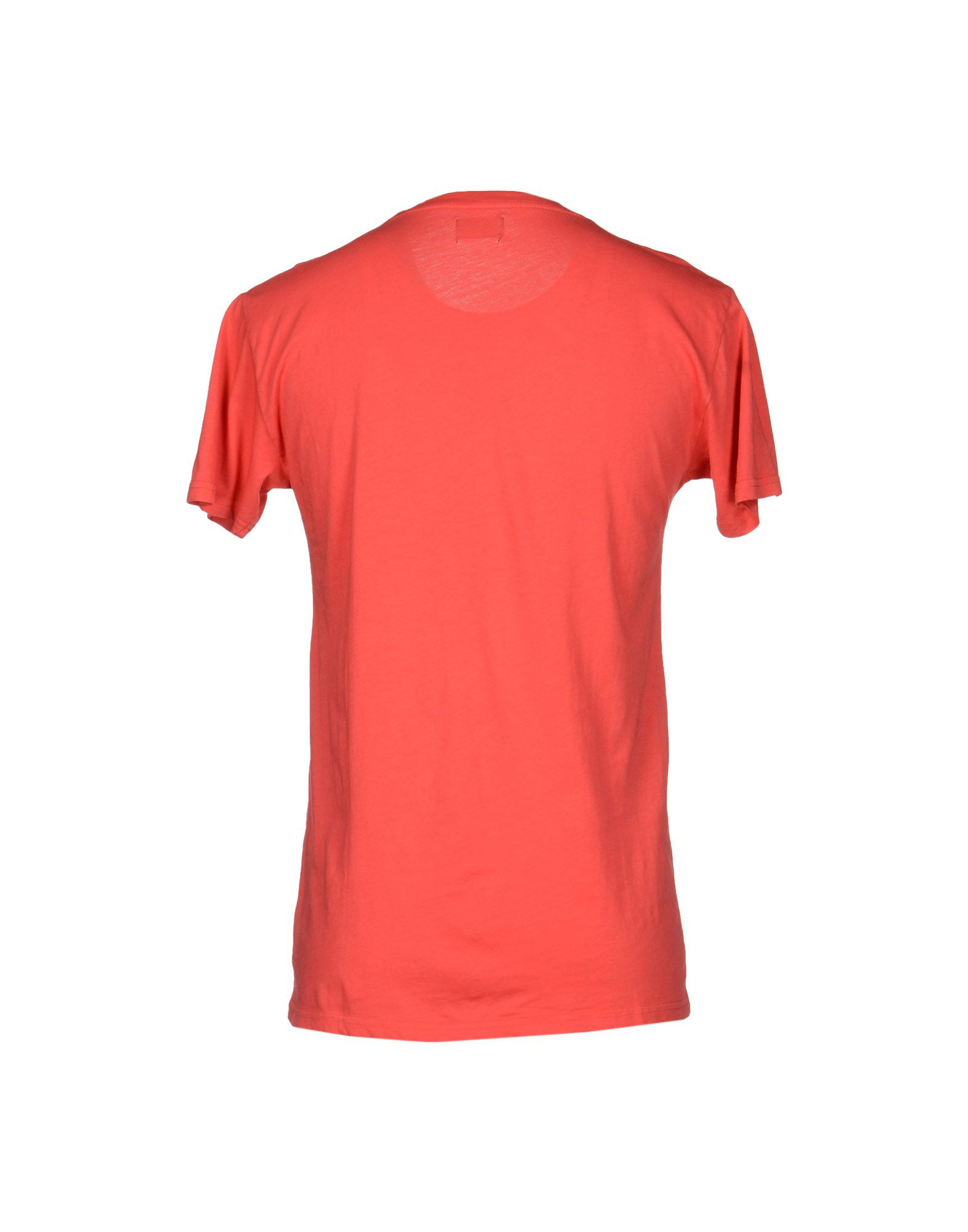 Cheap monday t shirt in pink for men lyst for Cheap company t shirts