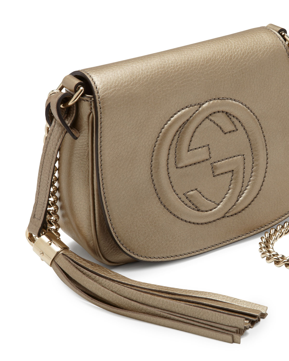 9a6ba8d81 Gallery. Previously sold at: Bergdorf Goodman · Women's Gucci Soho Bags