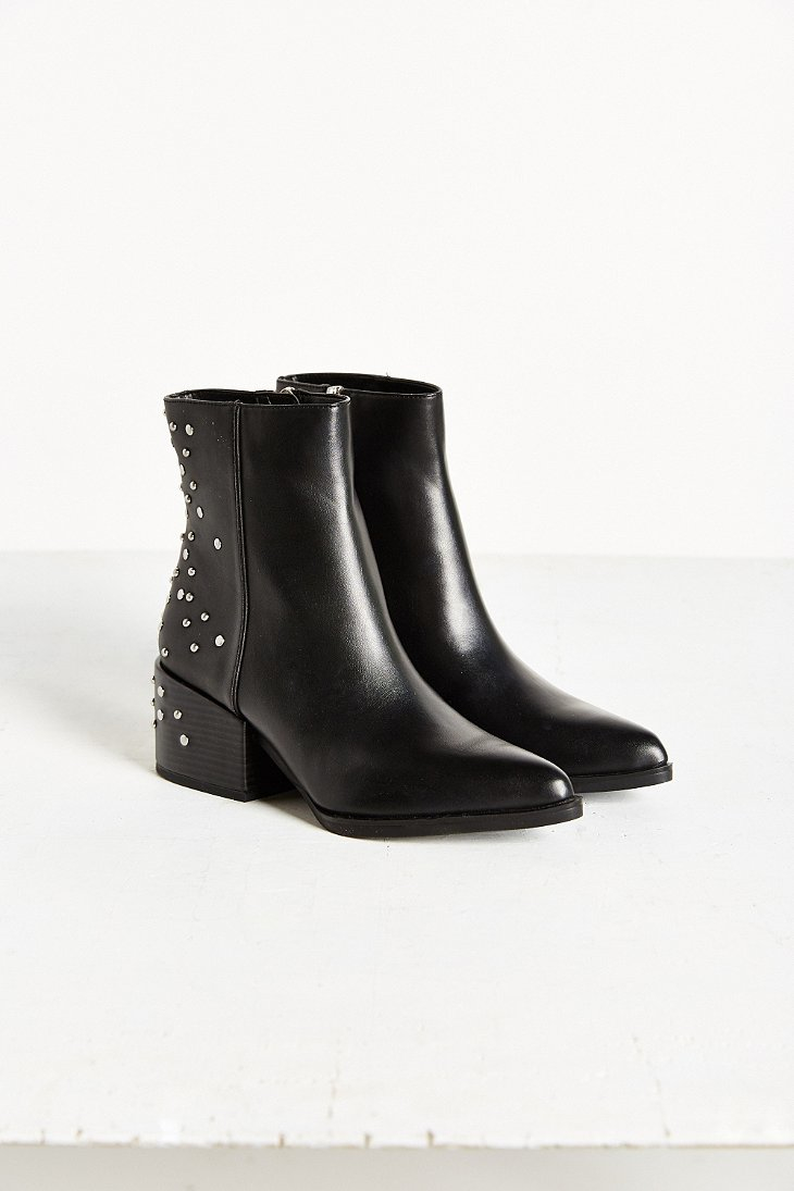 cbce87bdd154e Lyst - Circus by Sam Edelman Rae Studded Boot in Black