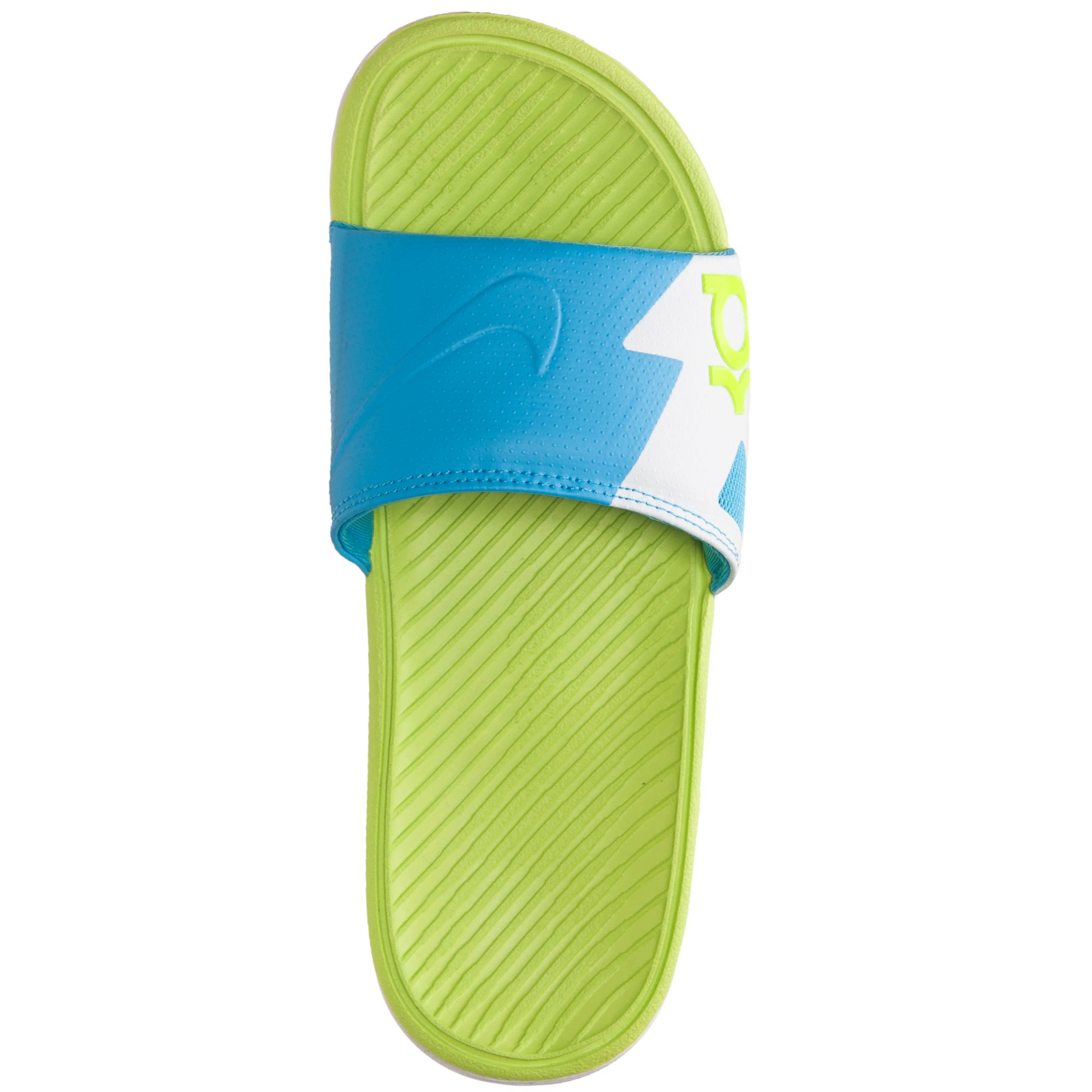 668135cc70e6 Lyst - Nike Mens Solarsoft Kd Slide Sandal From Finish Line in Blue ...