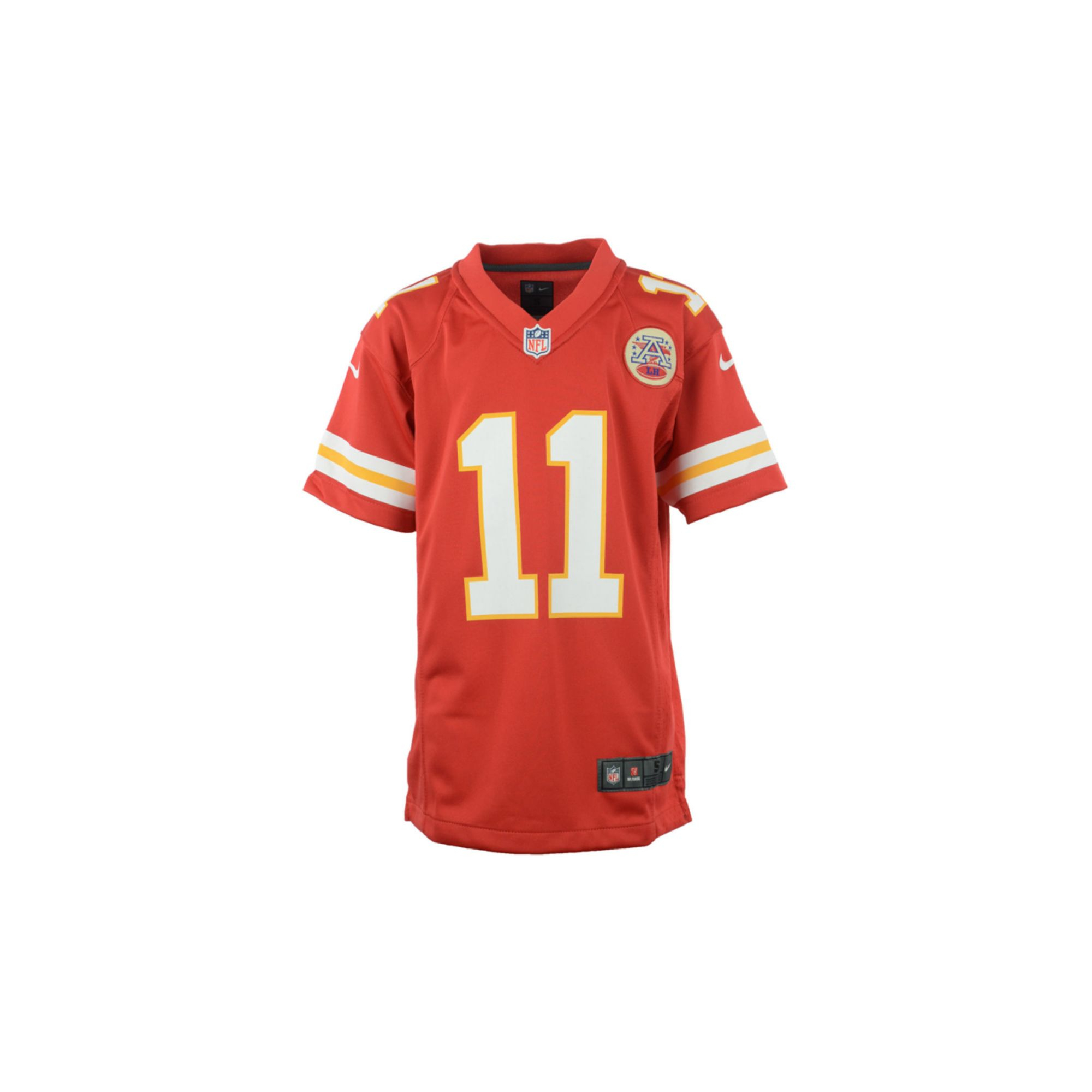 0ede2e3a854 Nike Kids\u0026#39; Alex Smith Kansas City Chiefs Game Jersey in Red