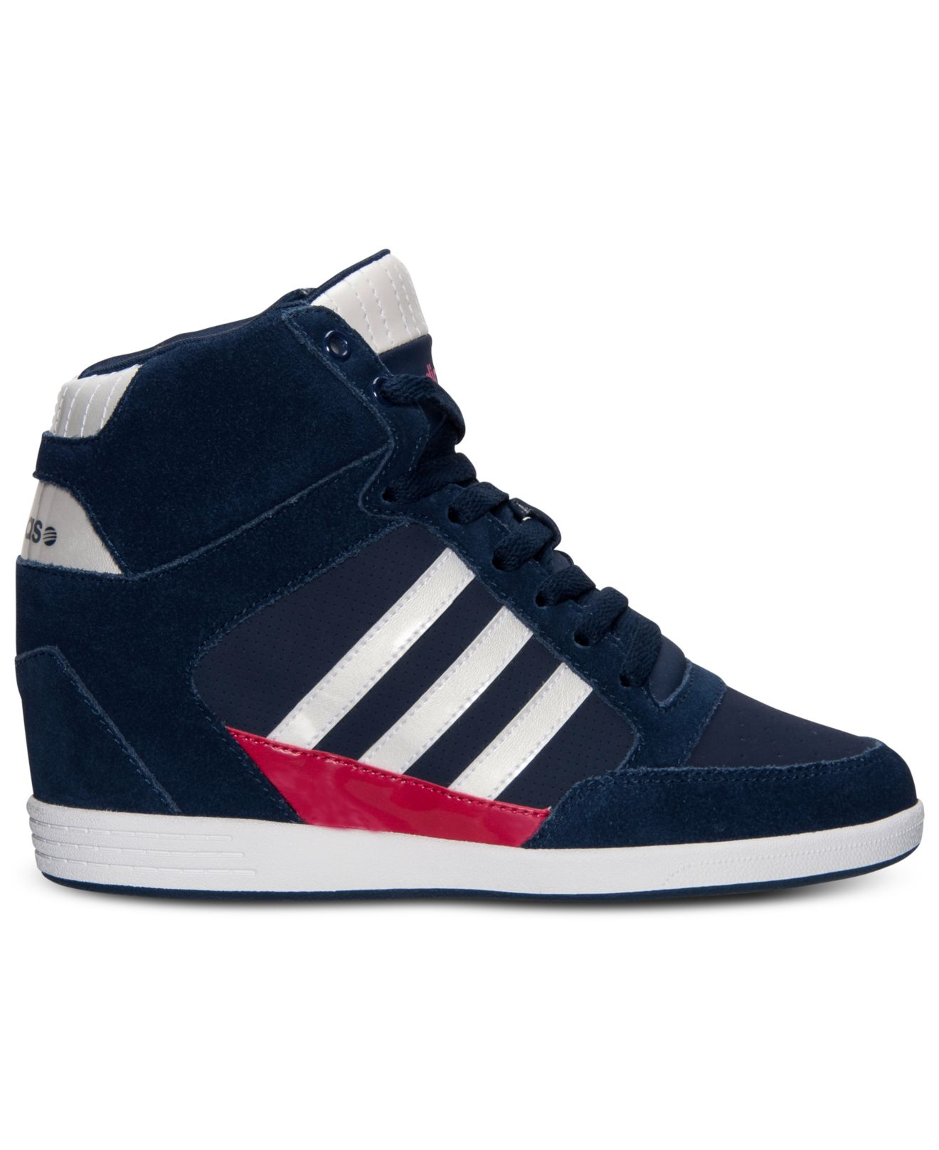 adidas s weneo wedge casual sneakers from