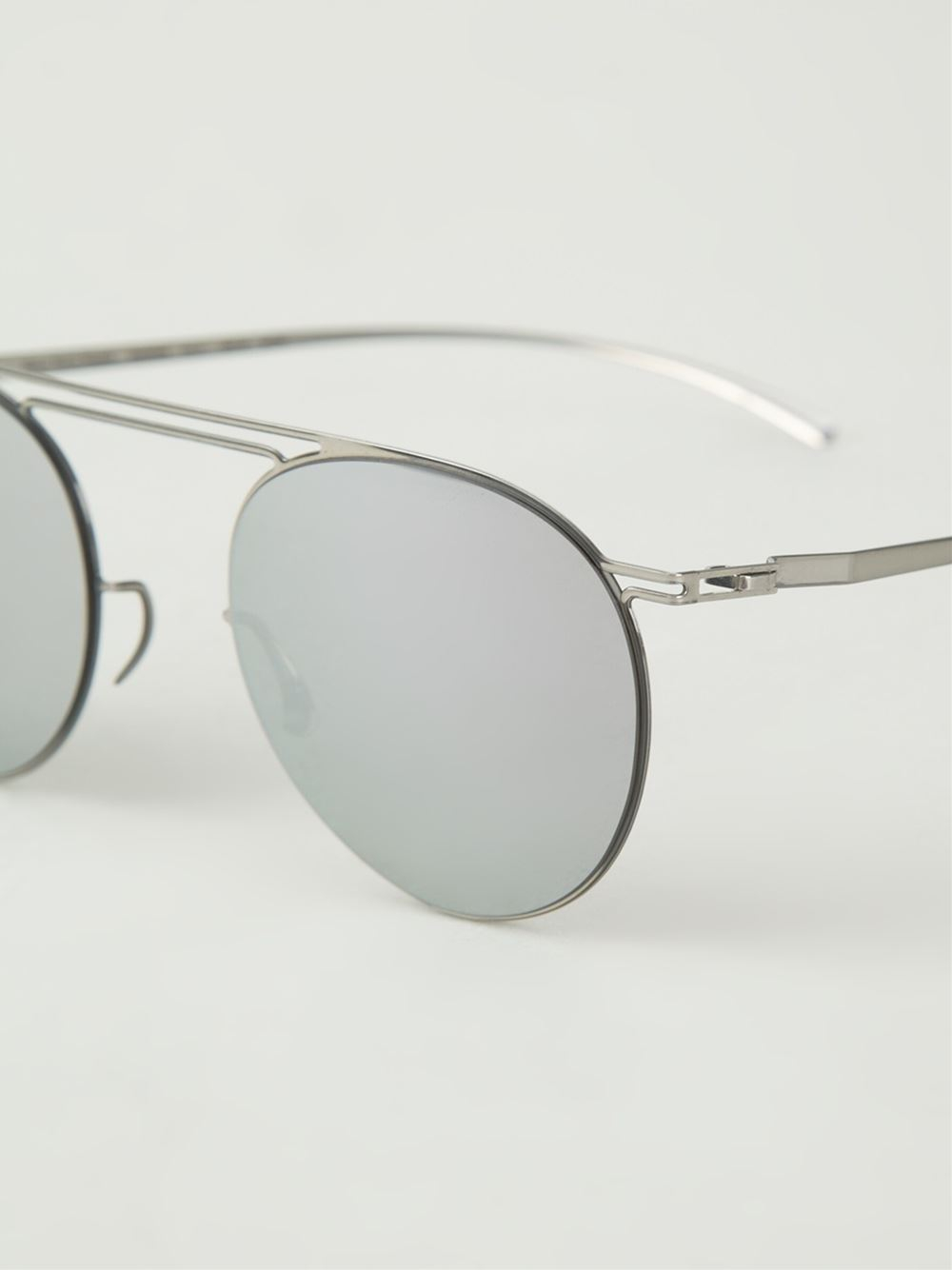 Mykita maison martin margiela x mmesse009 sunglasses in for Martin margiela glasses