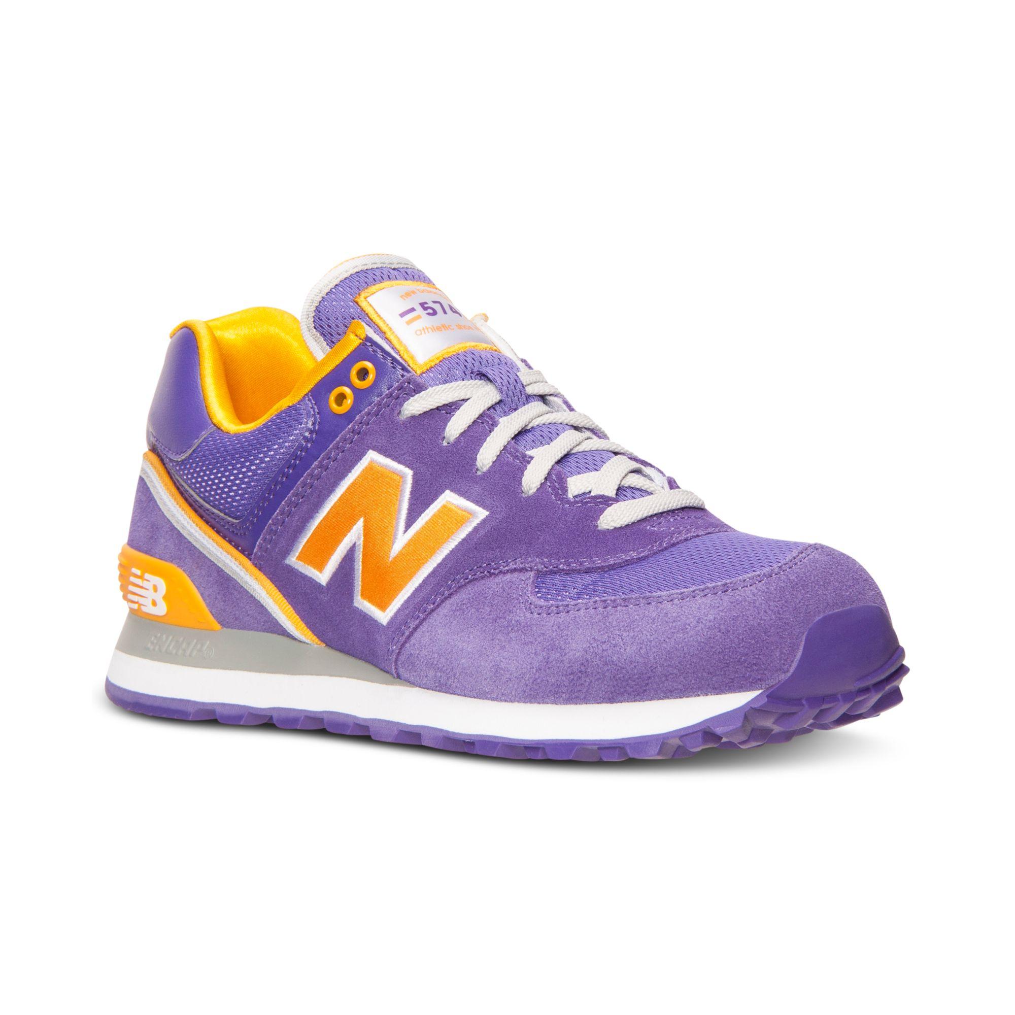 Lavender Color Shoes
