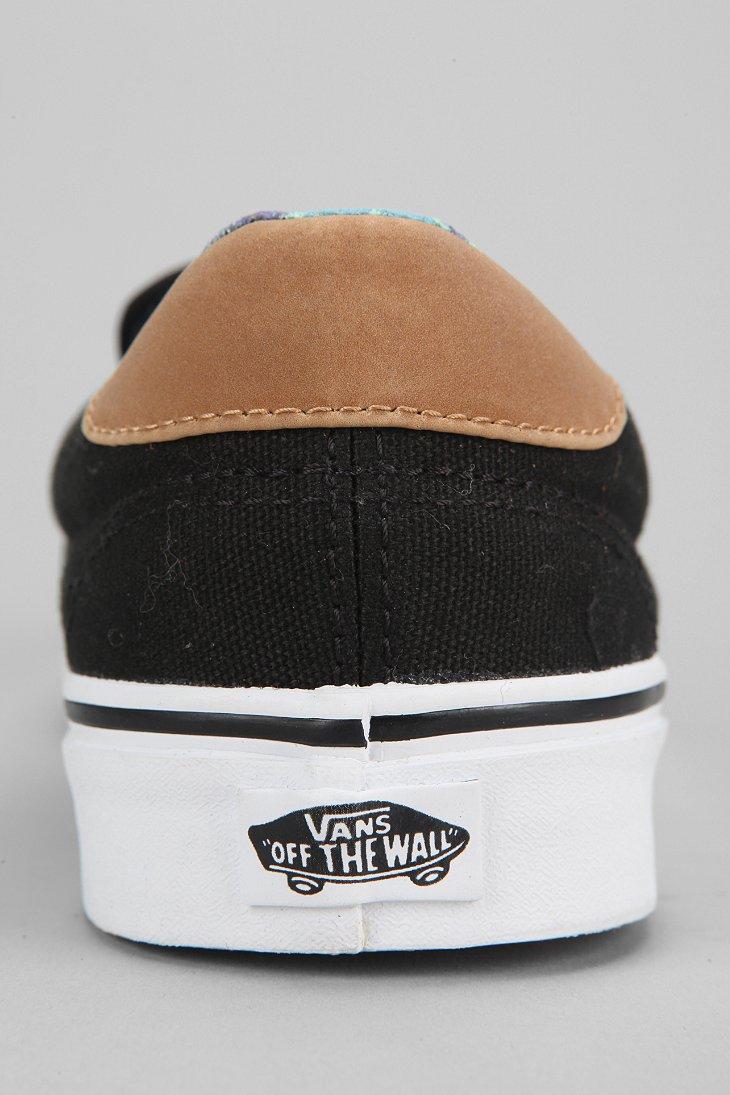 Vans Era 59 Black Sneakers