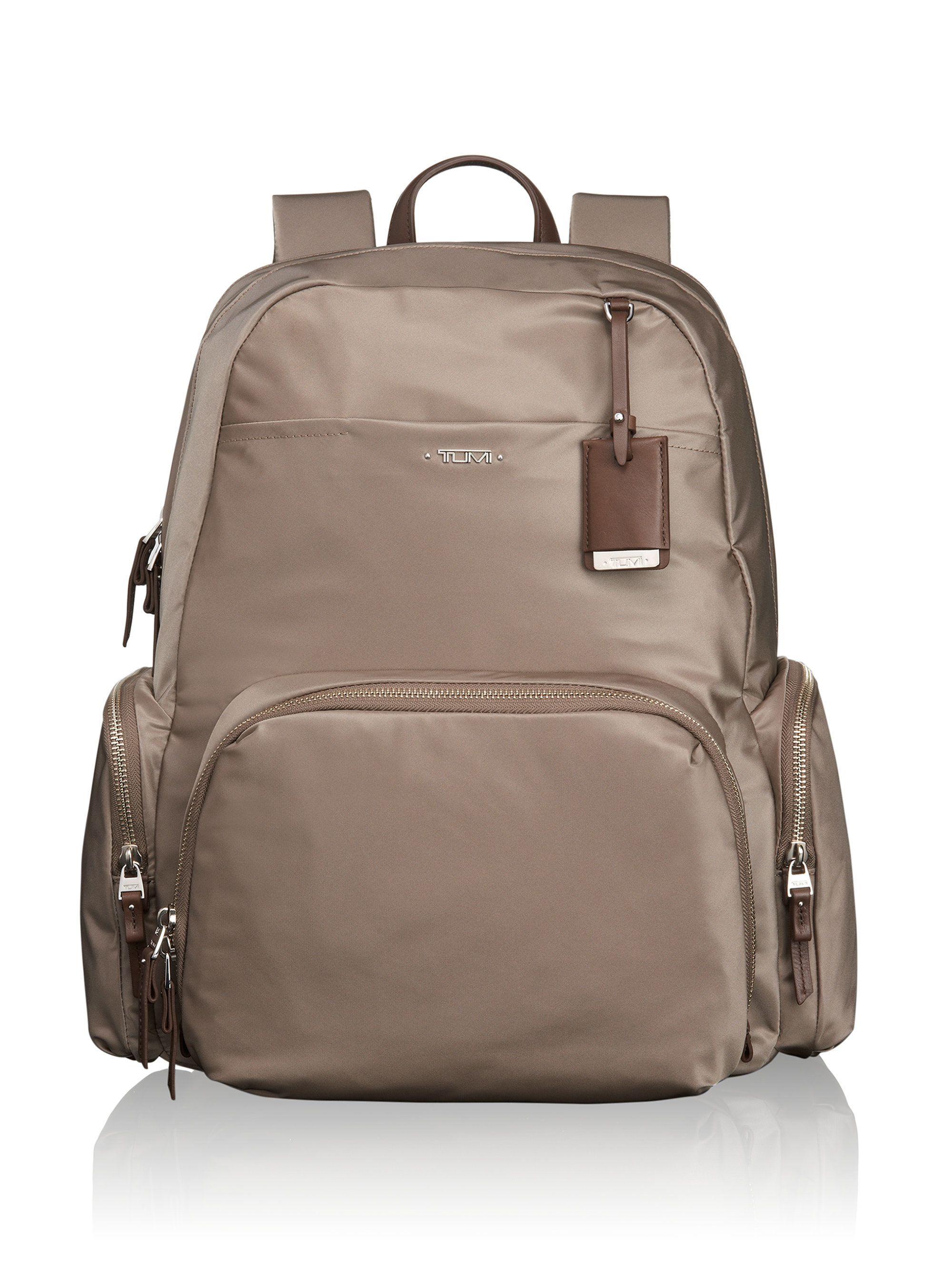 Tumi Voyageur Calais Backpack In Brown For Men Lyst