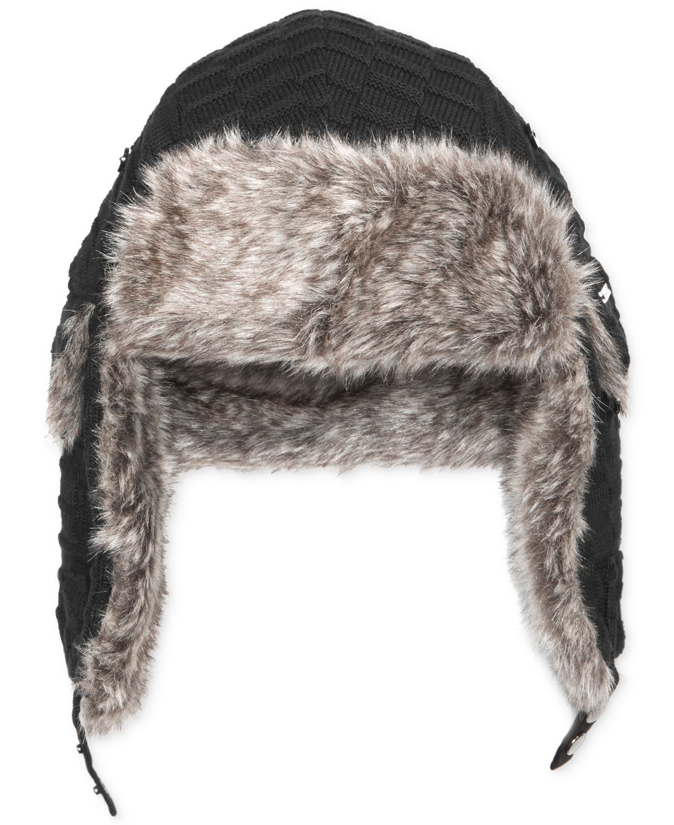 Faux Fur Trer Hat