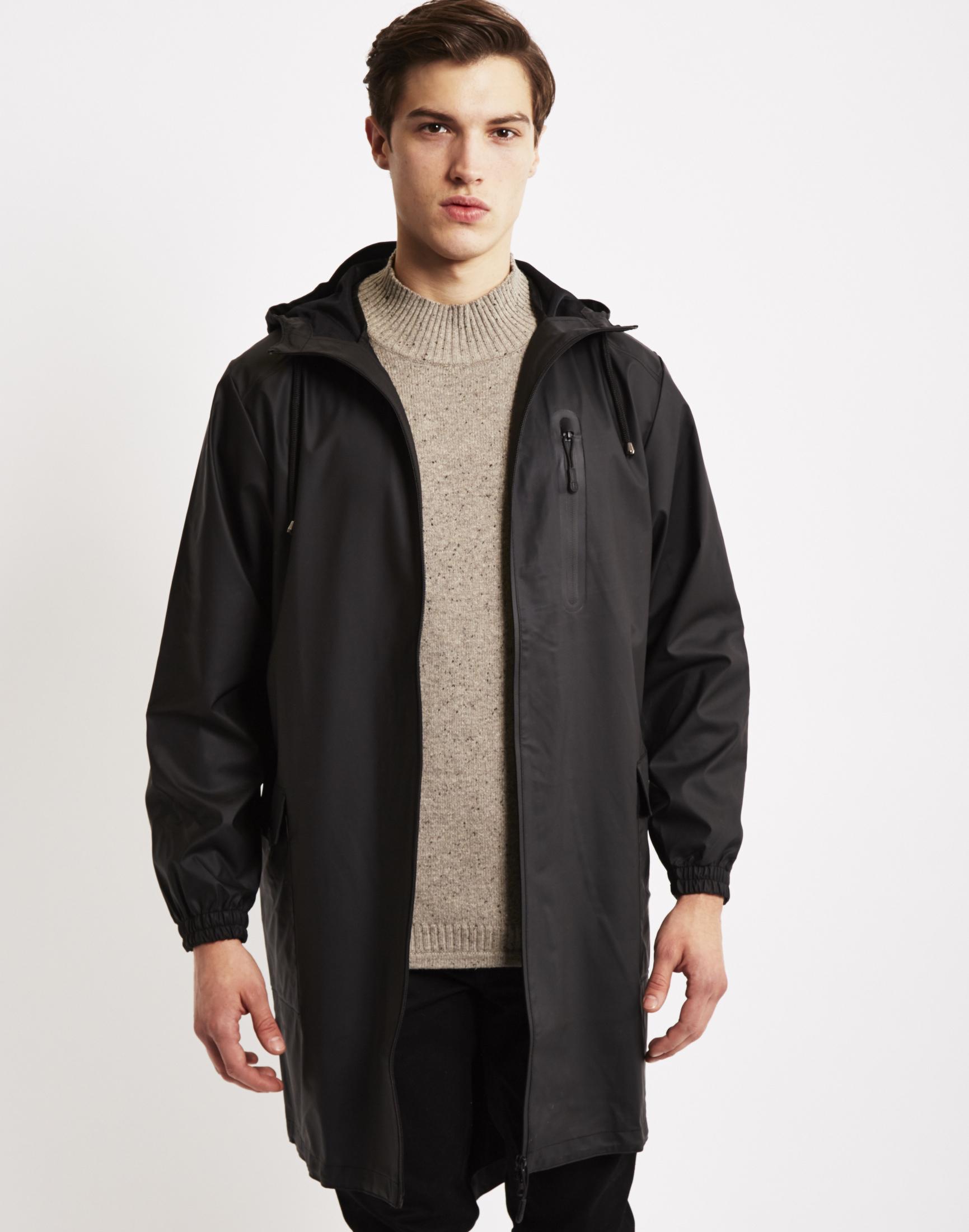 Parka Rain Coat - Coat Nj