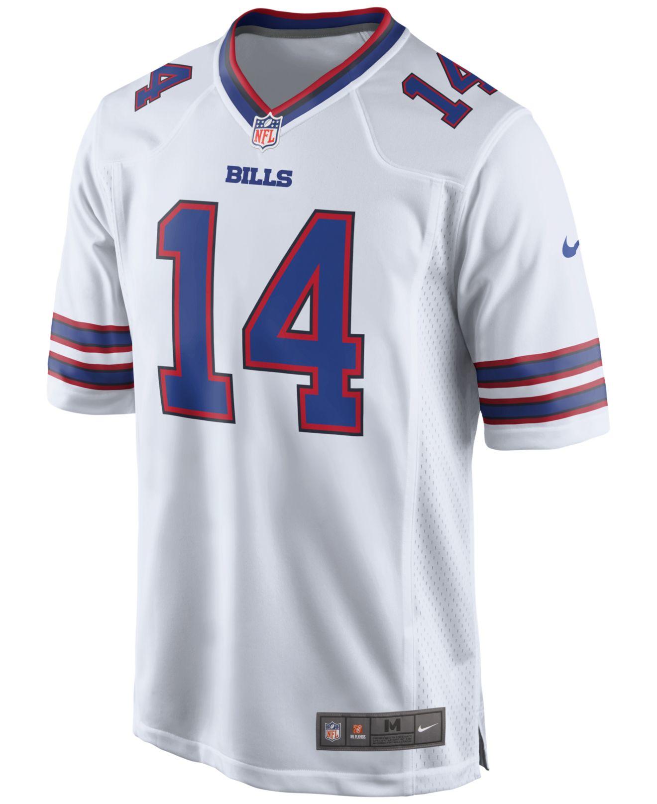 nike s sammy watkins buffalo bills jersey in