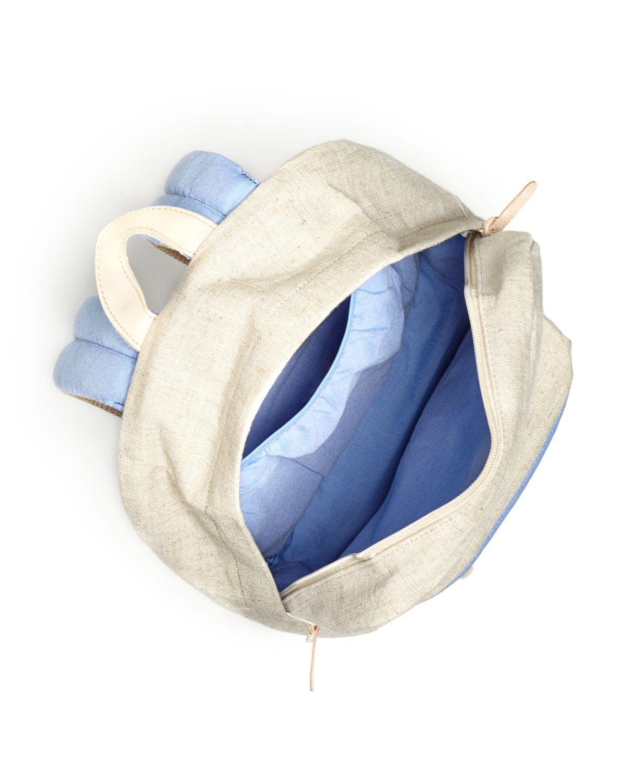 herschel supply co heritage hemp collection backpack in beige for men natural hemp lyst. Black Bedroom Furniture Sets. Home Design Ideas