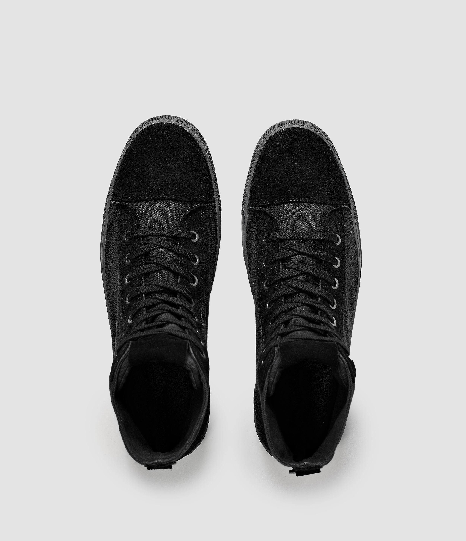 AllSaints Iyo Hi-Top Sneaker xPlb2Bx