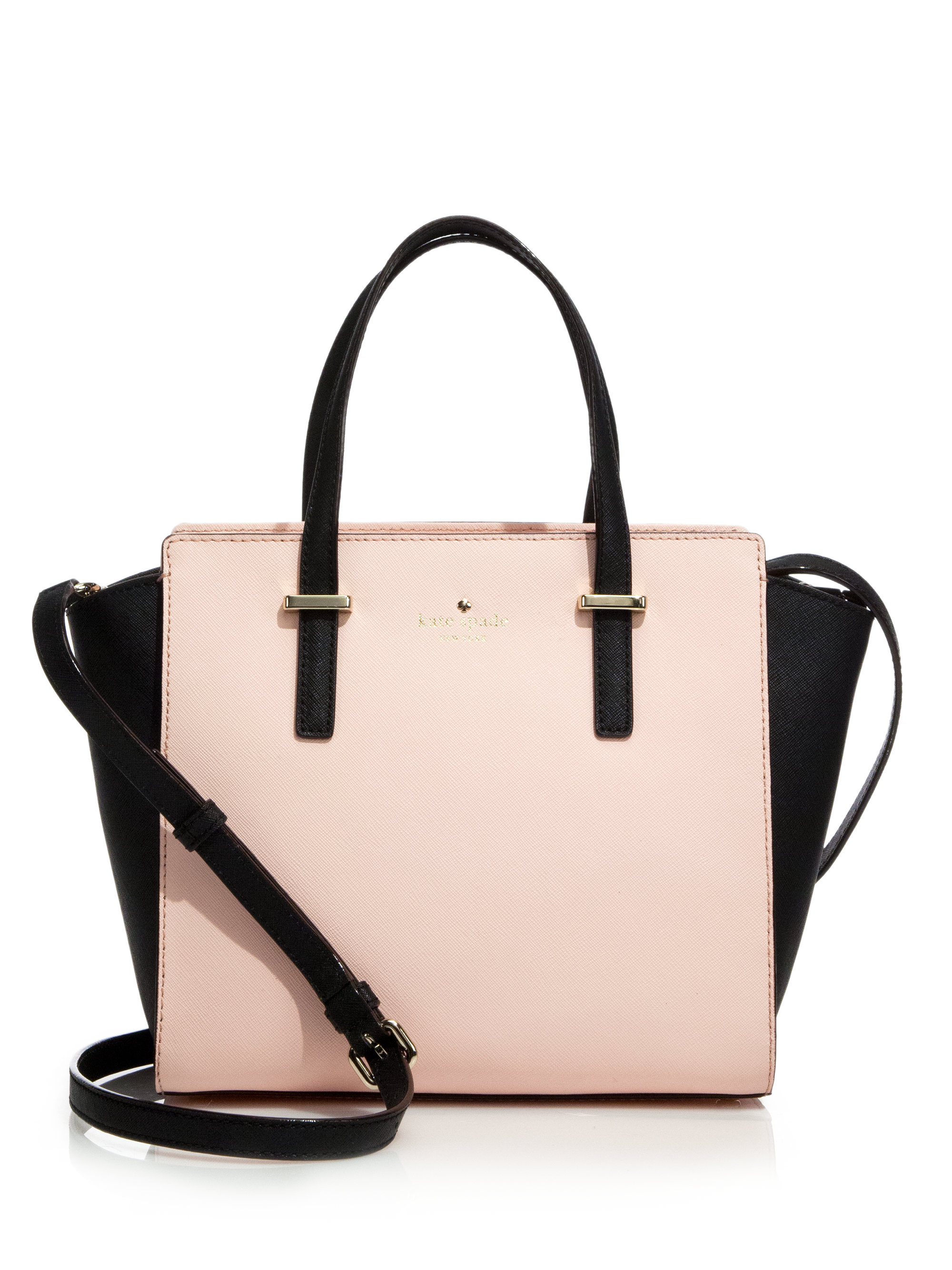 9e7cb53ac Kate Spade Black White And Pink Purse - Best Image Home In Ccdbb.Org