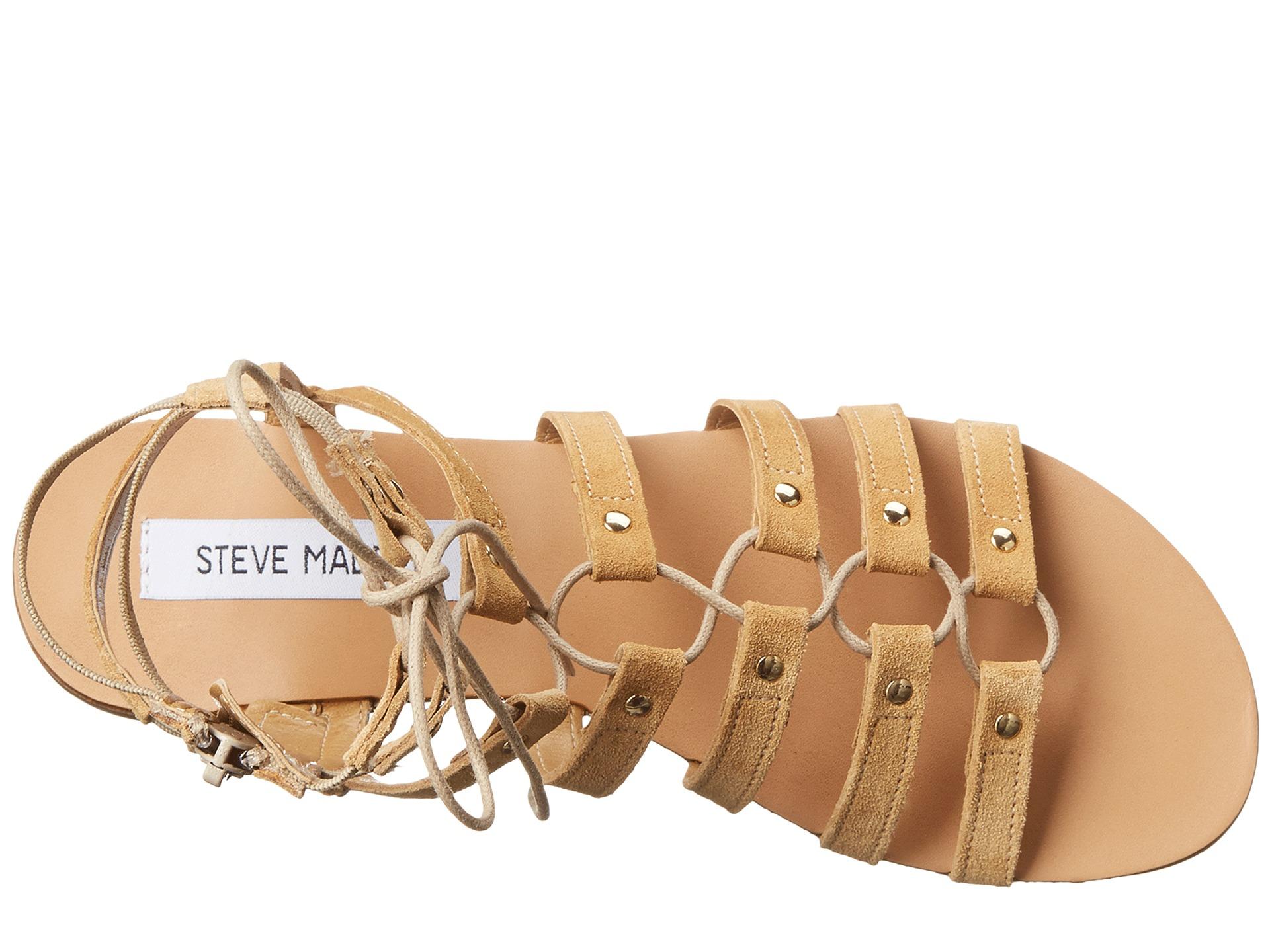 a34575a949e Lyst - Steve Madden Sparra in Natural