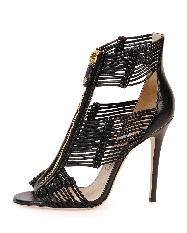 Jimmy choo Patent Leather Sandal Cheap Sale Cheap o9JmQ