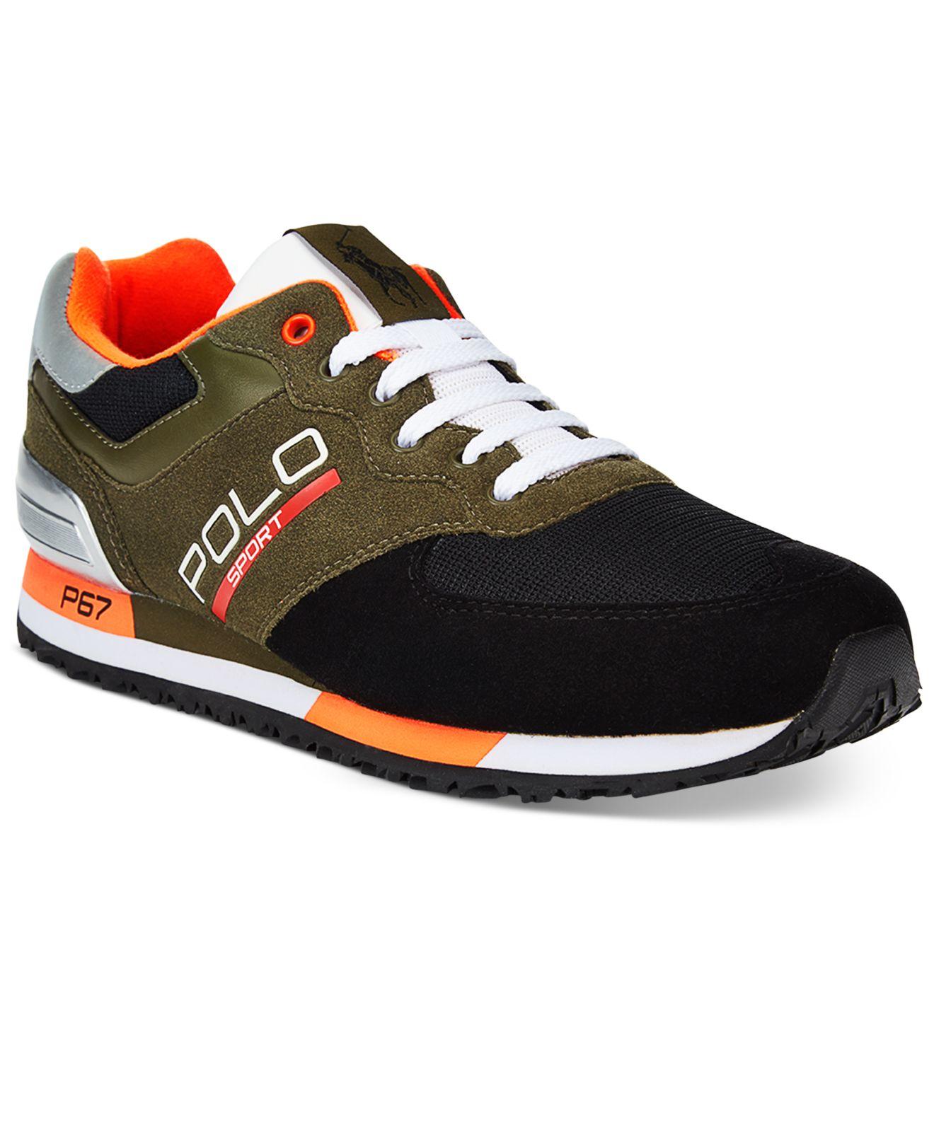 Polo Ralph Lauren Womens Casual Shoes