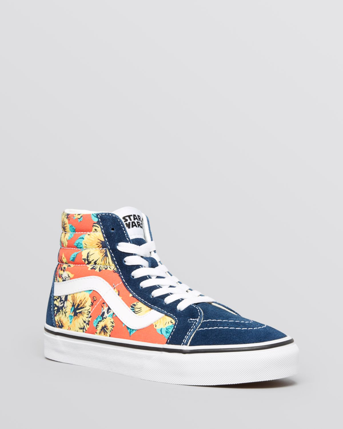 5662918184 Lyst - Vans Unisex Lace Up High Top Sneakers Sk8 Star Wars Yoda ...