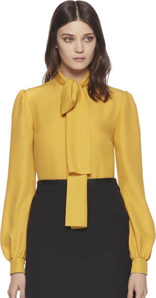 Yellow Mustard Blouse 31