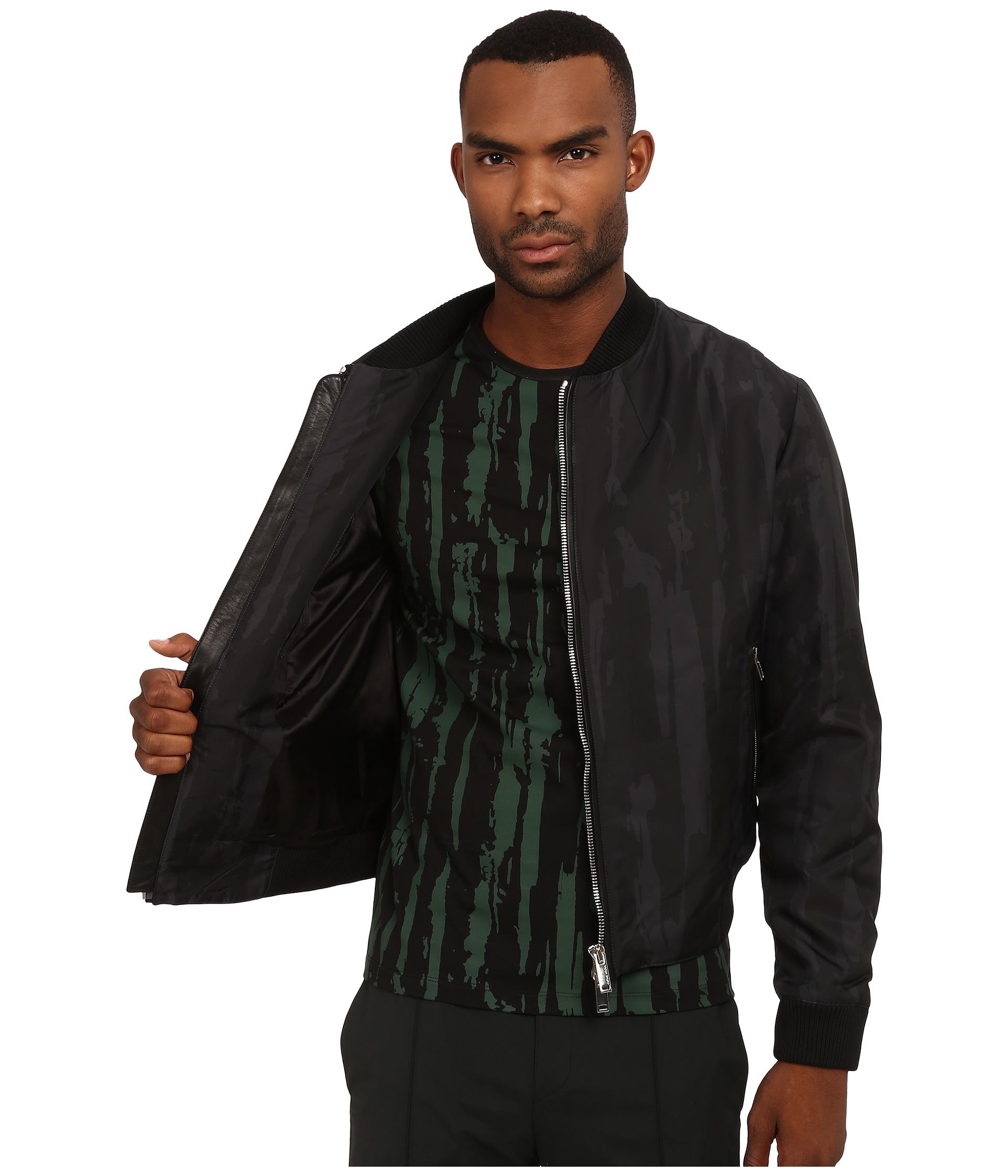 Bomber Jacket Costume - Coat Nj