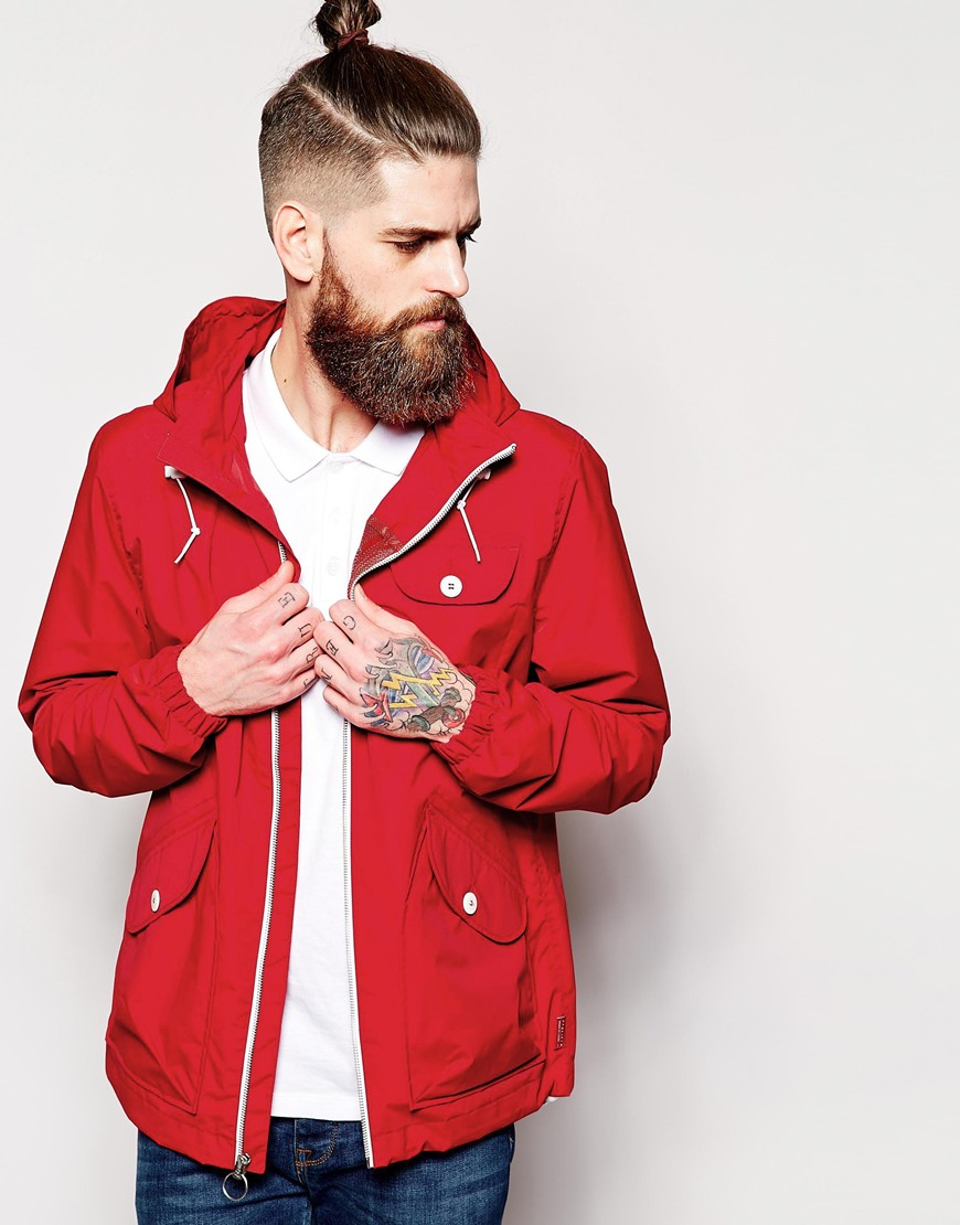 Collection Red Rain Coat Pictures - Reikian