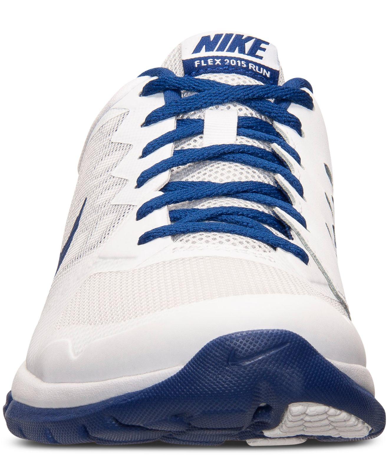 Royal Blue Adidas Running Shoes