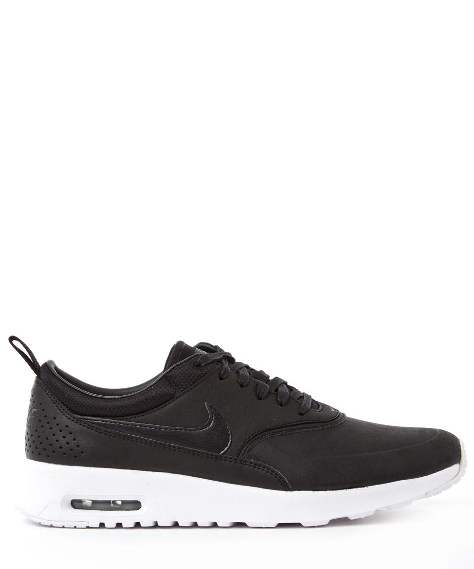 descuentos de salida Entrenadores Negros Nike Air Max Premium Thea barato Manchester precio barato tRBK6A