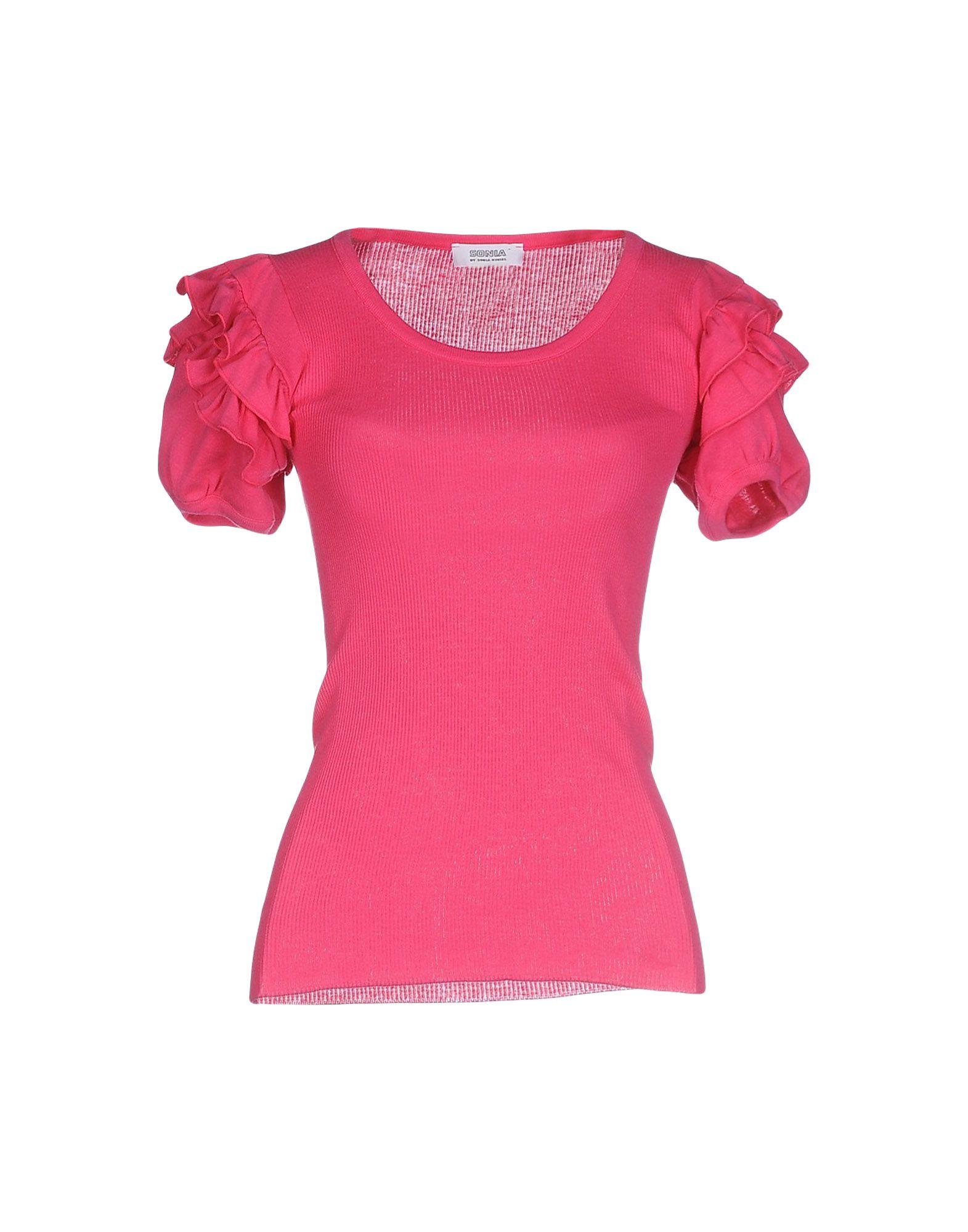 Alexander wang t shirt in pink lyst for Alexander wang t shirt women