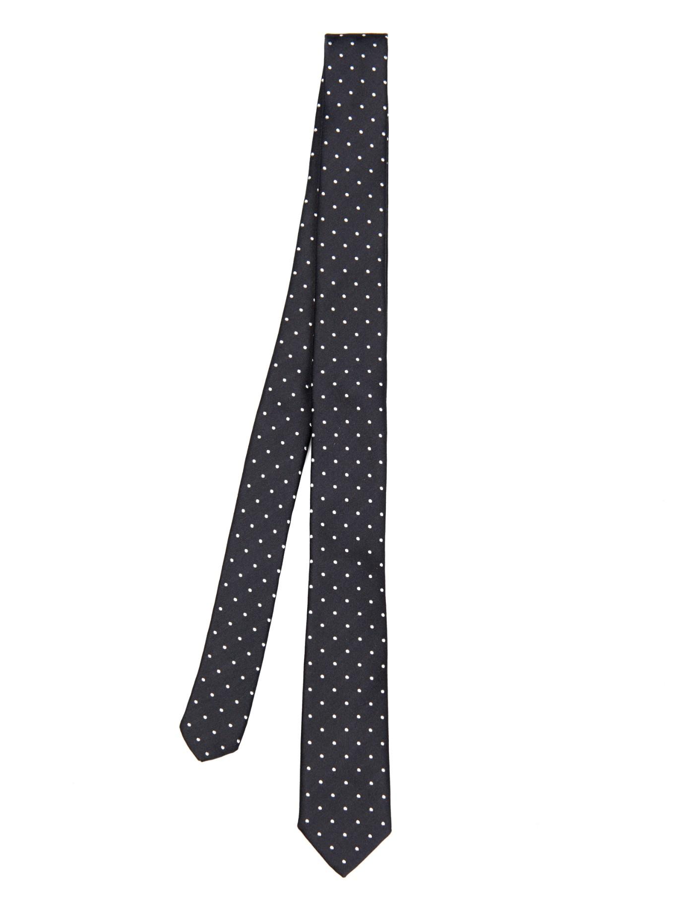 dotted tie - Grey Dolce & Gabbana IKqCyjRaO