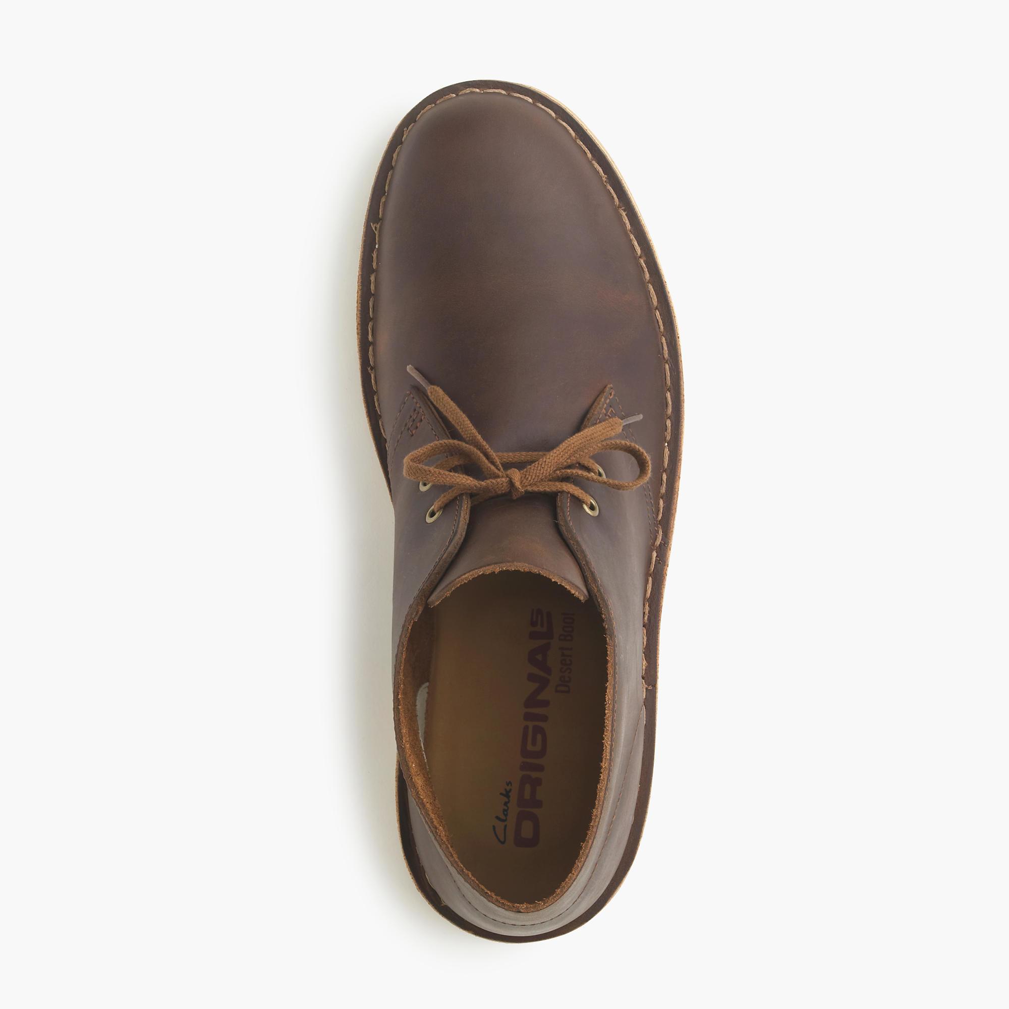 J.crew Clarks Originals Desert Boots in Brown for Men