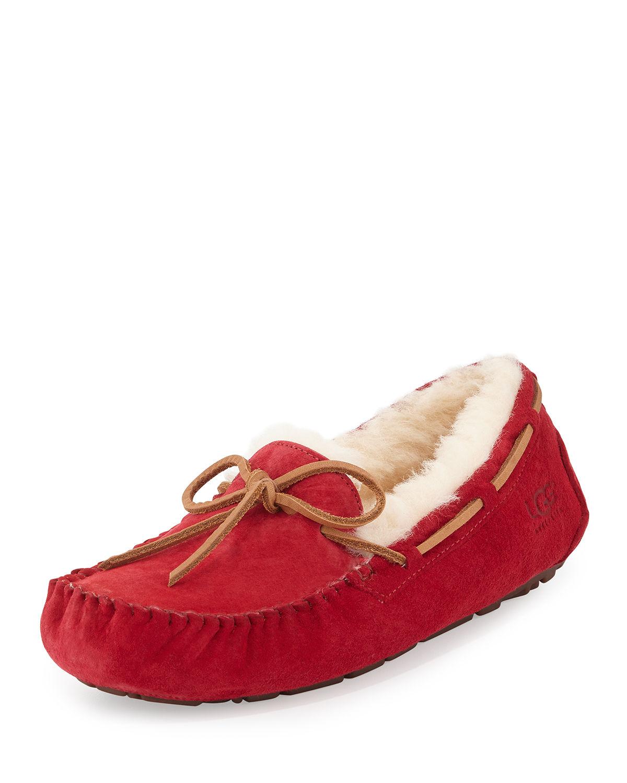 Ugg Dakota Slippers Jester Red