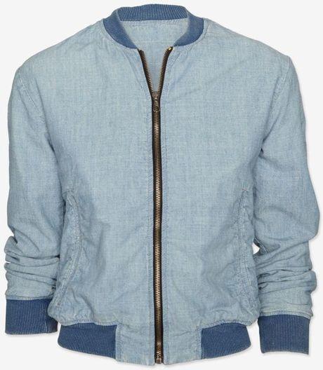 Womens Hooded Jean Jacket