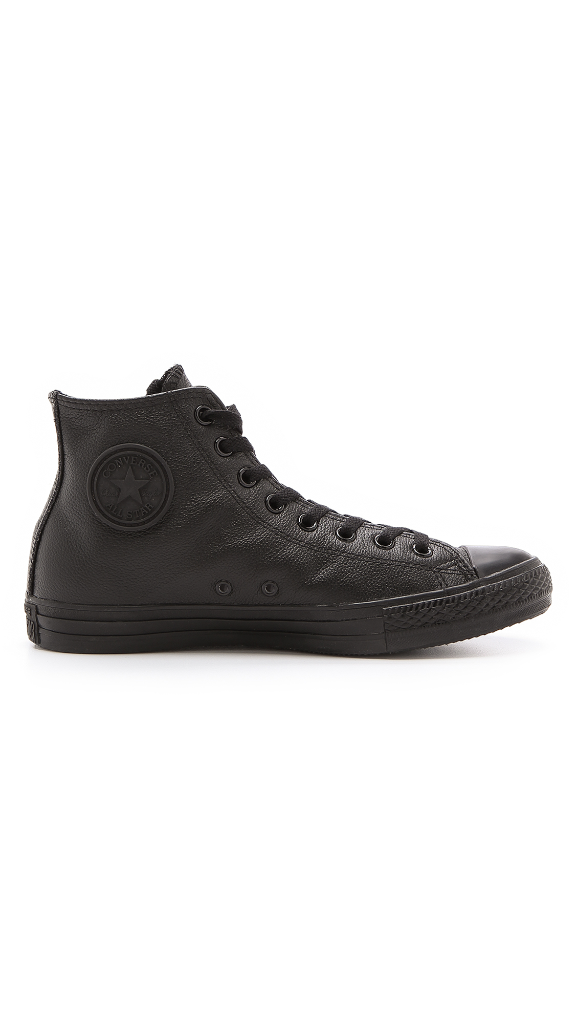 Converse Chuck Taylor All Star Leather High Top Sneakers