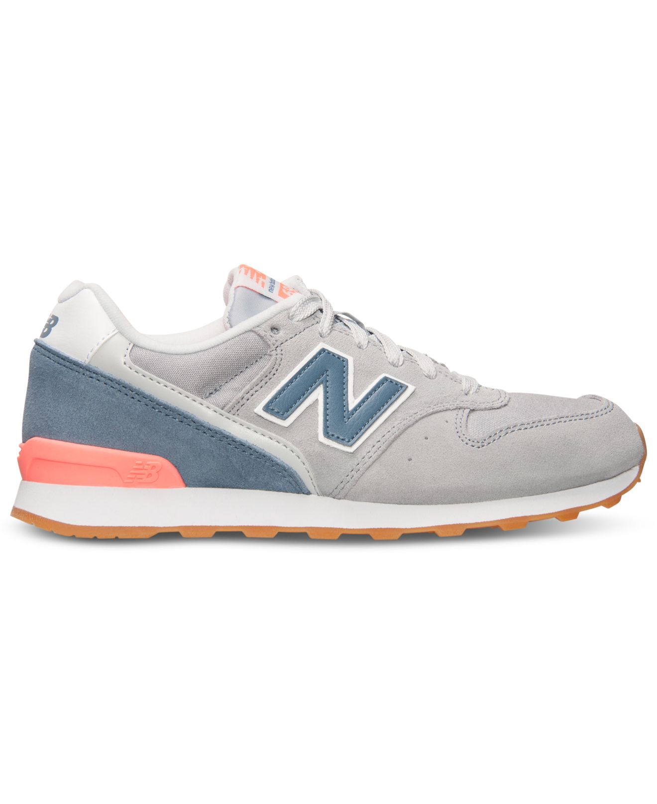 6efc7667328f Lyst - New Balance Women s 620 Capsule Casual Sneakers From Finish ...