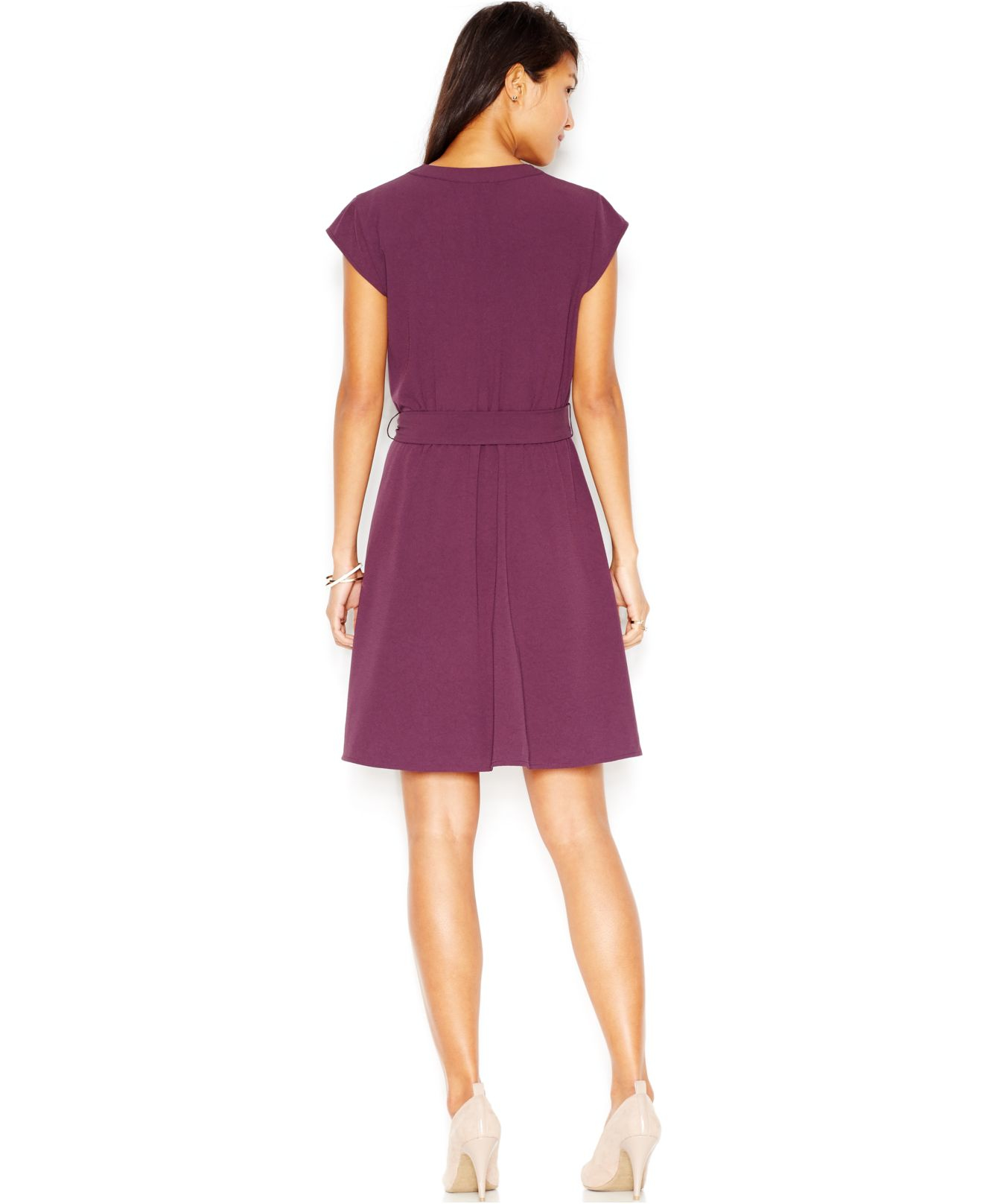 Lyst Maison Jules Only At Macy S In Purple