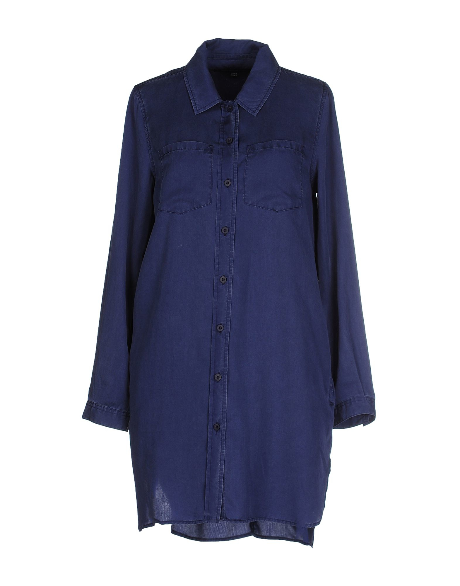 connection shirt in blue lyst