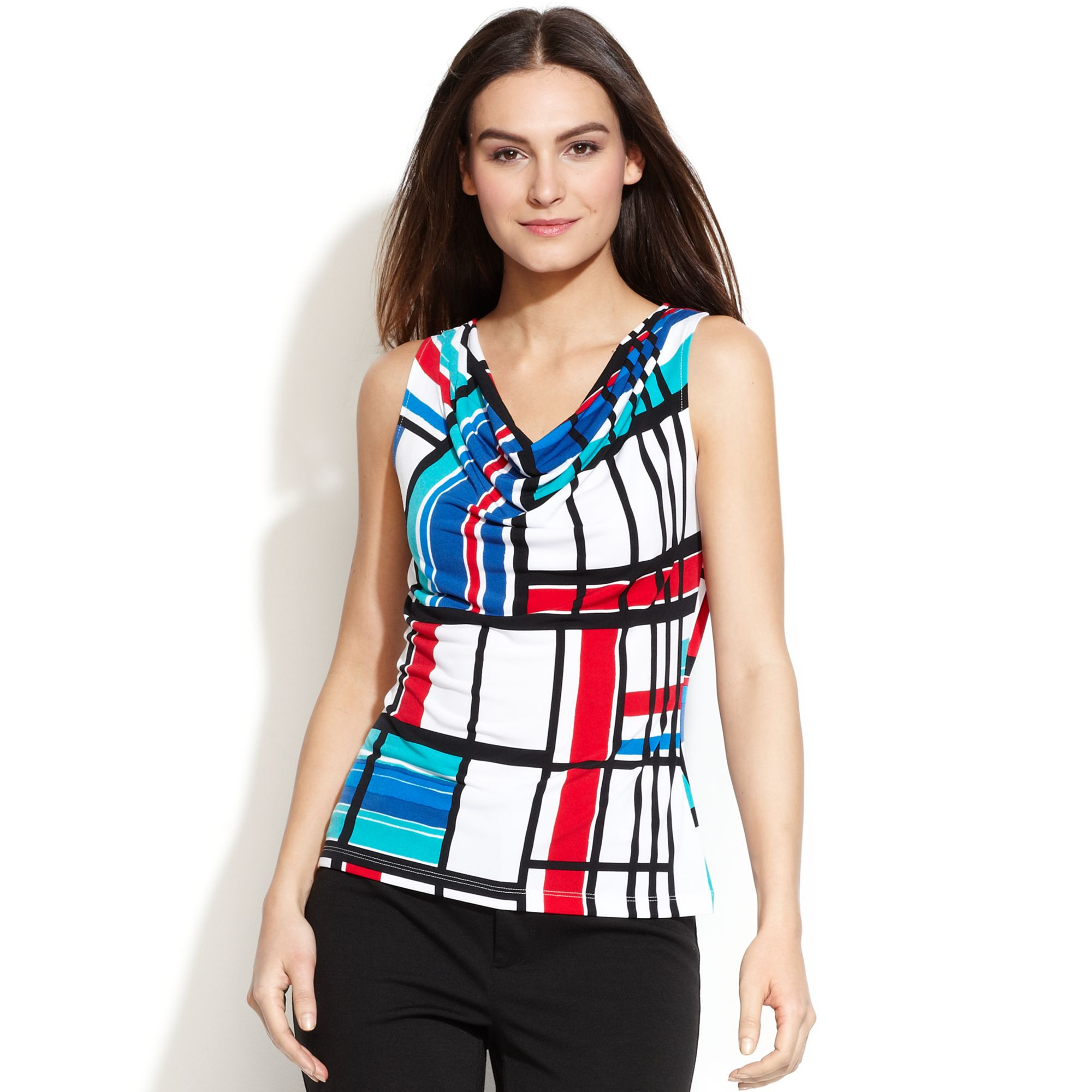 df30c229cad86 Gallery. Previously sold at  Macy s · Women s Georgette Tops ...