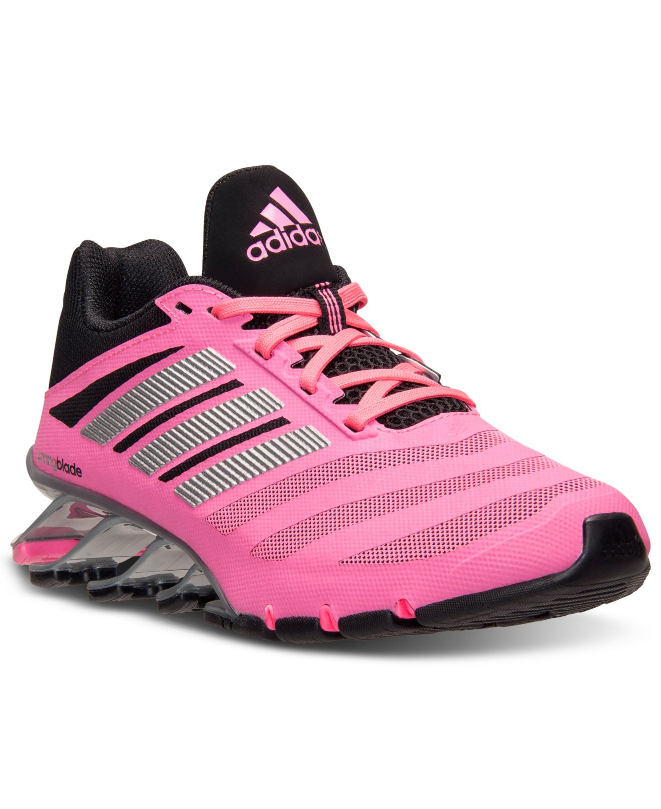 release date: 6d5a2 575ed adidas Women S Springblade Ignite Running Sneakers From Finish Line ...