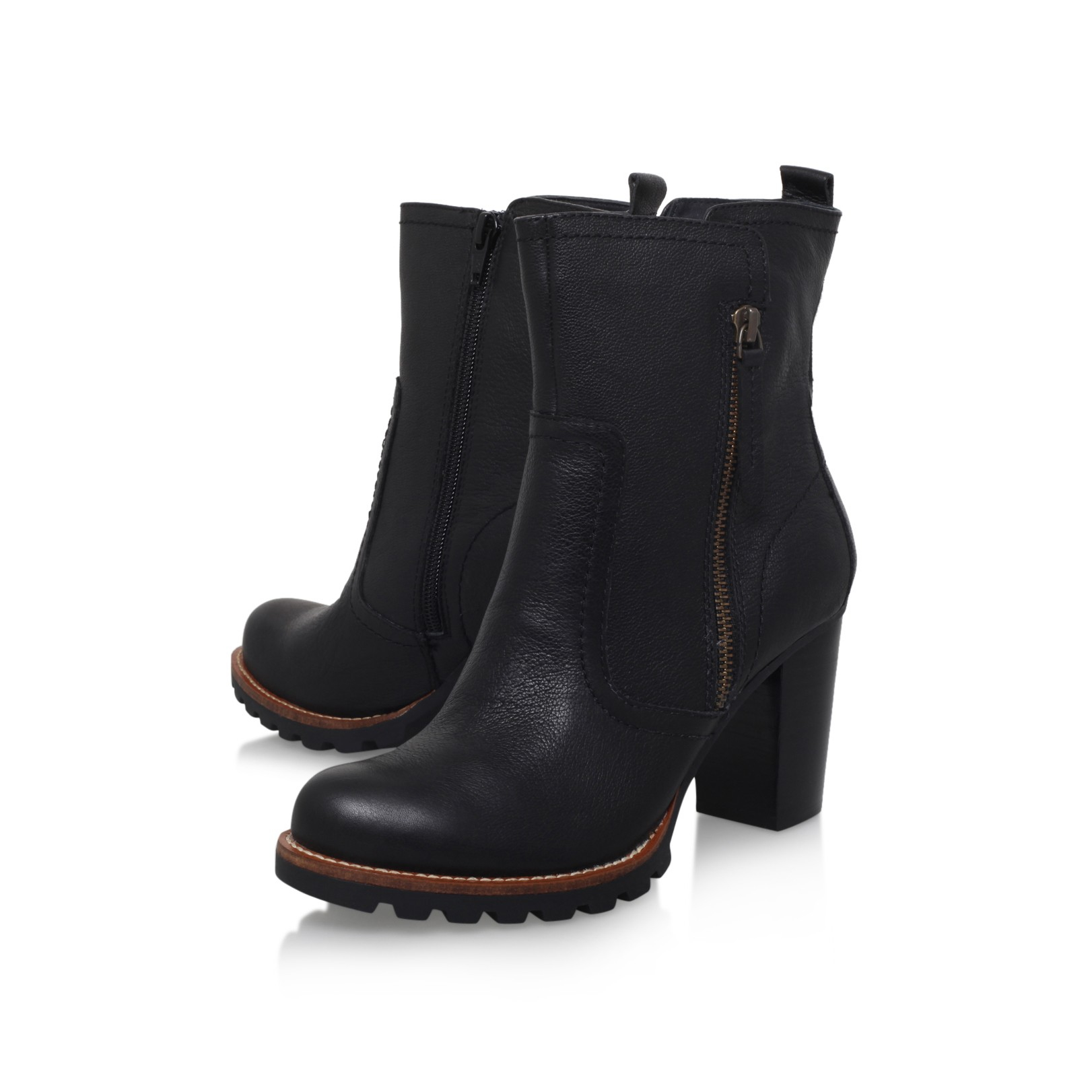 3ba56eb3814e47 Tommy Hilfiger Isabella 5a Ankle Boots in Black - Lyst