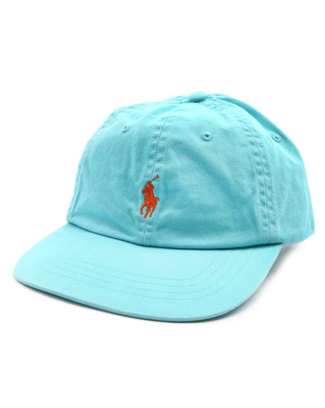 polo ralph lauren classic turquoise baseball cap in blue. Black Bedroom Furniture Sets. Home Design Ideas