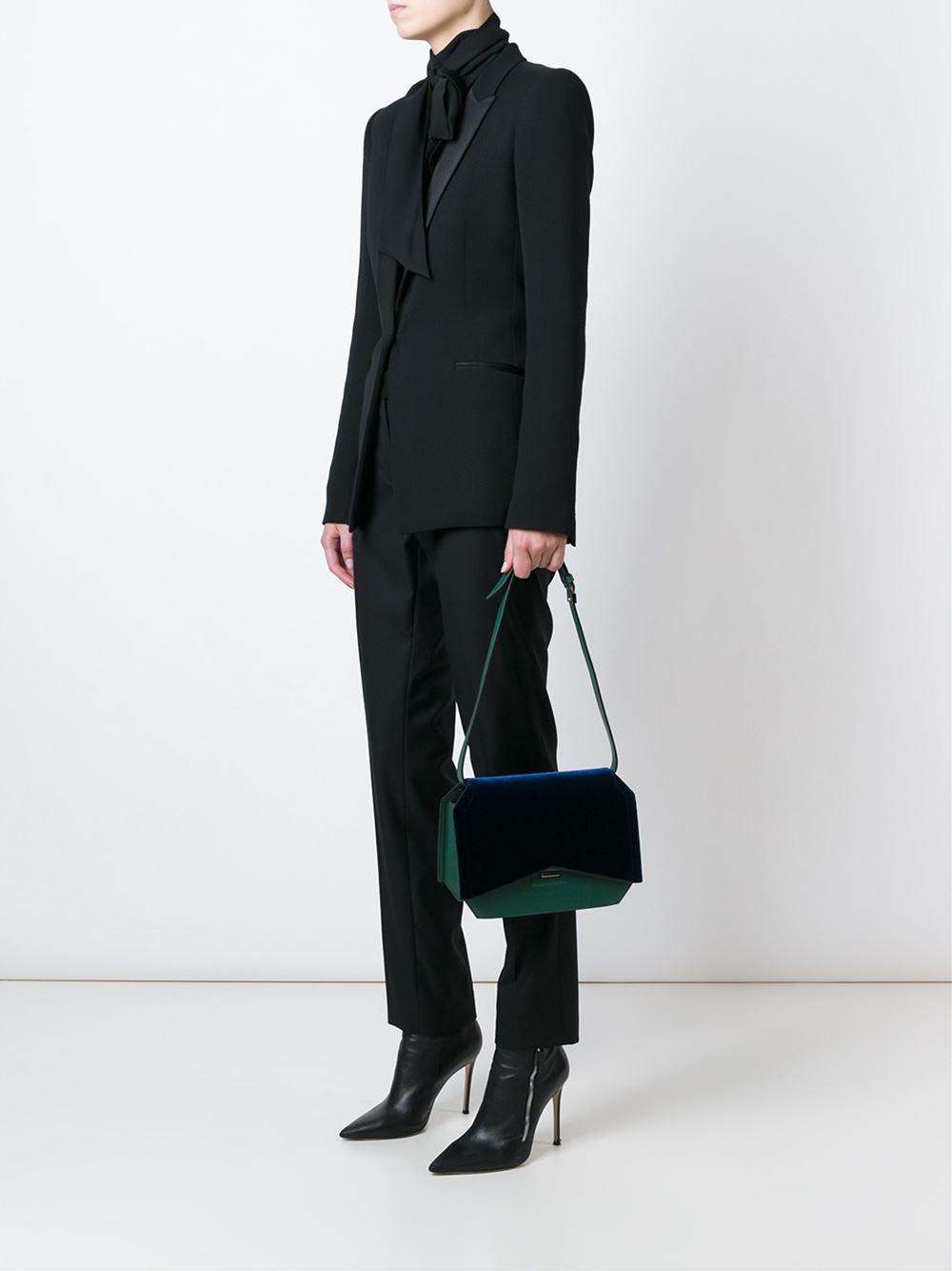 Givenchy Mini-arc Coupé Sac Bandoulière - Noir Réduction Eastbay f5tVjA9
