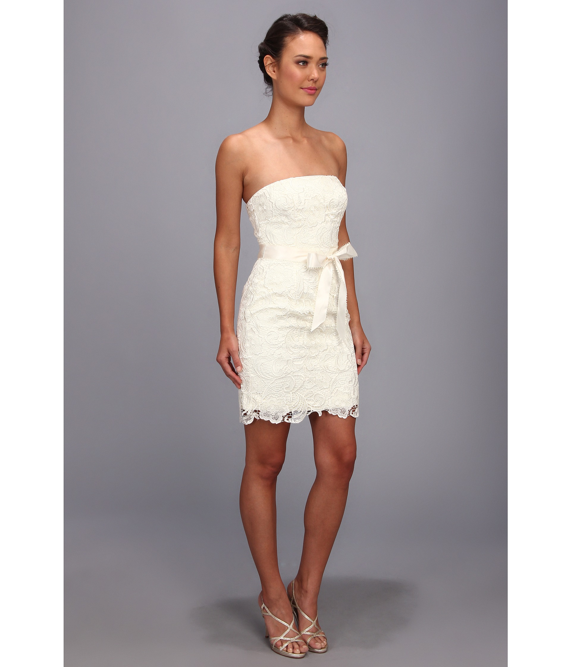 9d60d51d Gallery. Previously sold at: Zappos · Women's Adrianna Papell Lace Dress  Women's Adrianna Papell Sheath ...