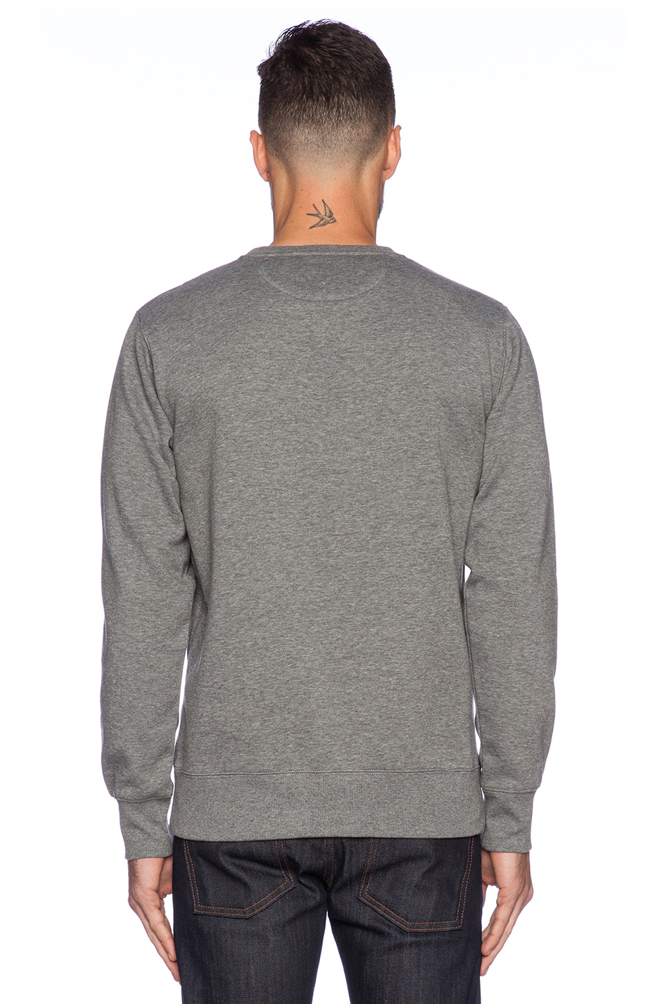 brookport men Buy penfield men's gray brookport crew sweatshirt, starting at £40 similar products also available sale now on.